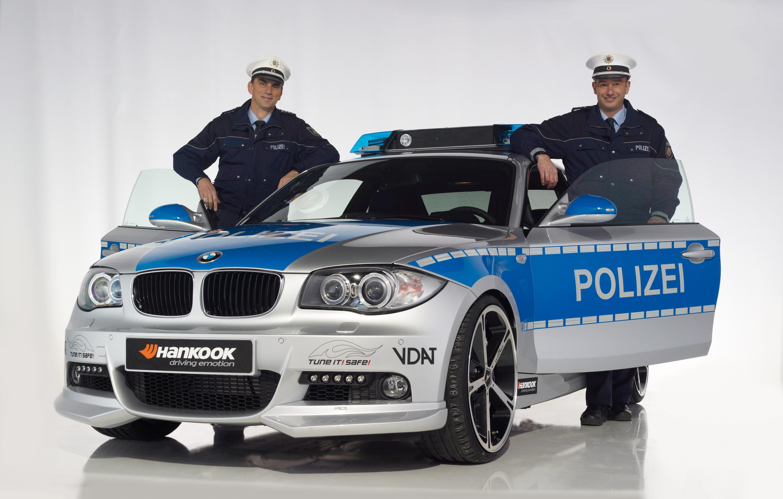 AC Schnitzer представлена ACS1 2.3 d Coupe автомобиль полиции - фотография №23