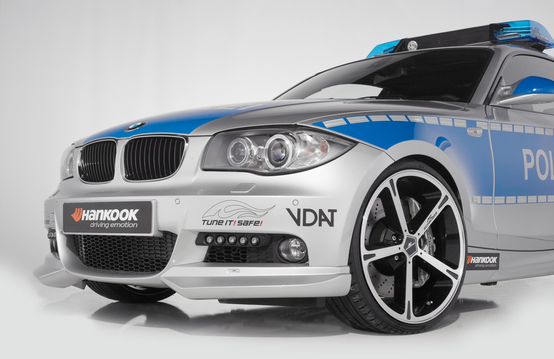 AC Schnitzer представлена ACS1 2.3 d Coupe автомобиль полиции - фотография №27