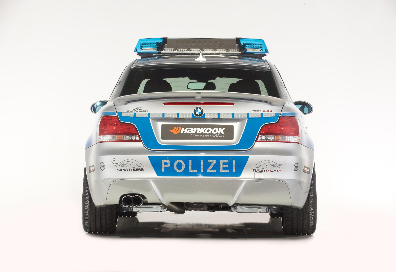 AC Schnitzer представлена ACS1 2.3 d Coupe автомобиль полиции - фотография №32
