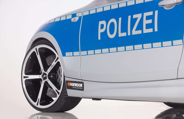 AC Schnitzer представлена ACS1 2.3 d Coupe автомобиль полиции - фотография №34