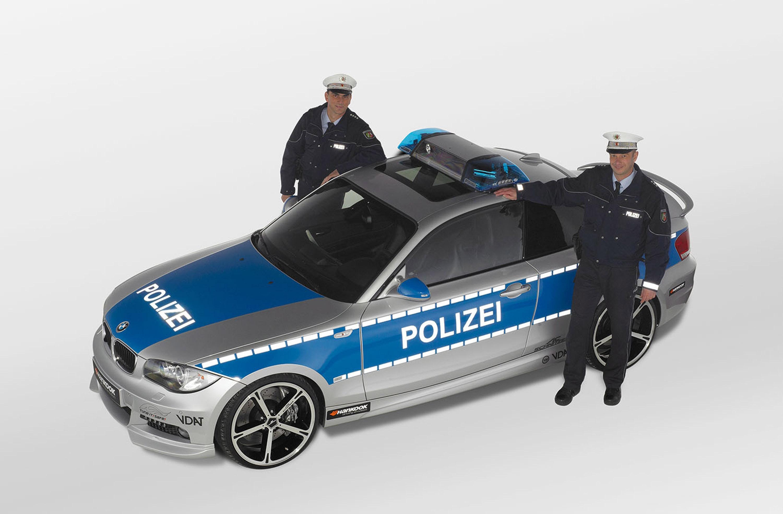 AC Schnitzer представлена ACS1 2.3 d Coupe автомобиль полиции - фотография №35