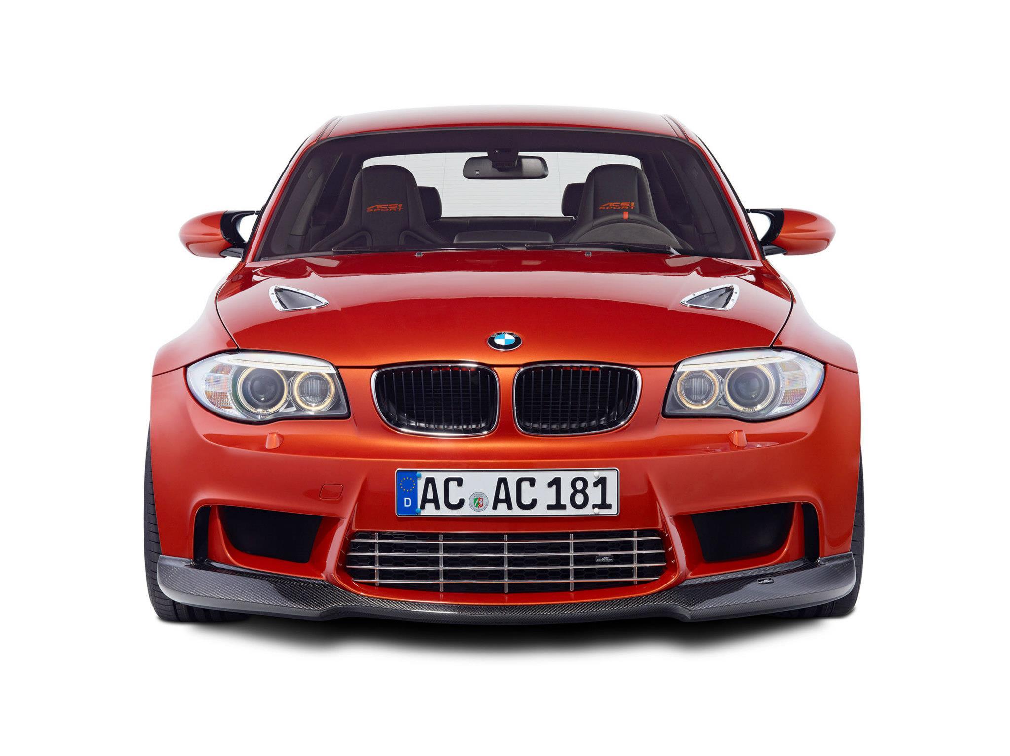 AC Schnitzer BMW 1-series M Coupe представила - фотография №1