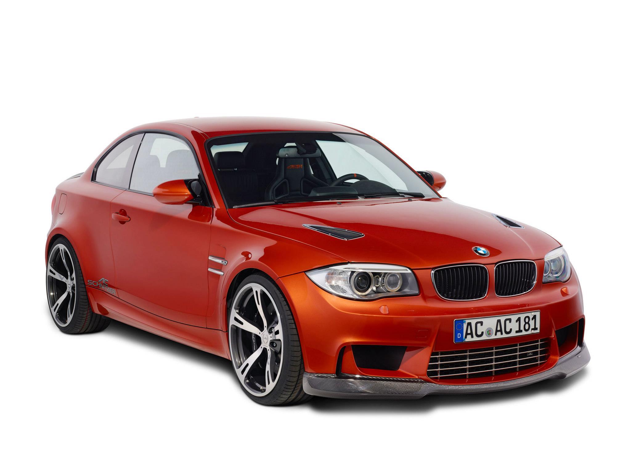 AC Schnitzer BMW 1-series M Coupe представила - фотография №2