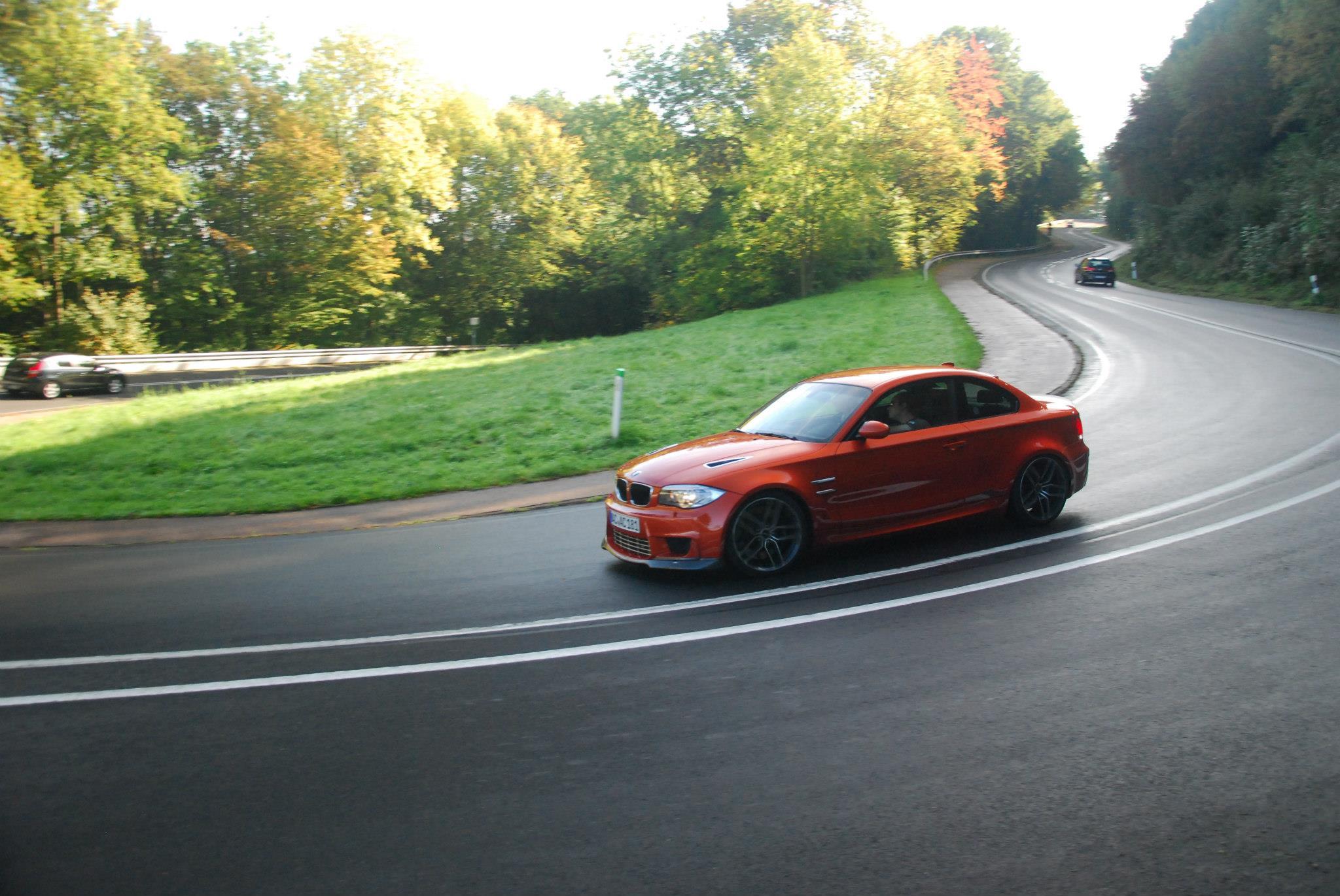 AC Schnitzer BMW 1-series M Coupe представила - фотография №5