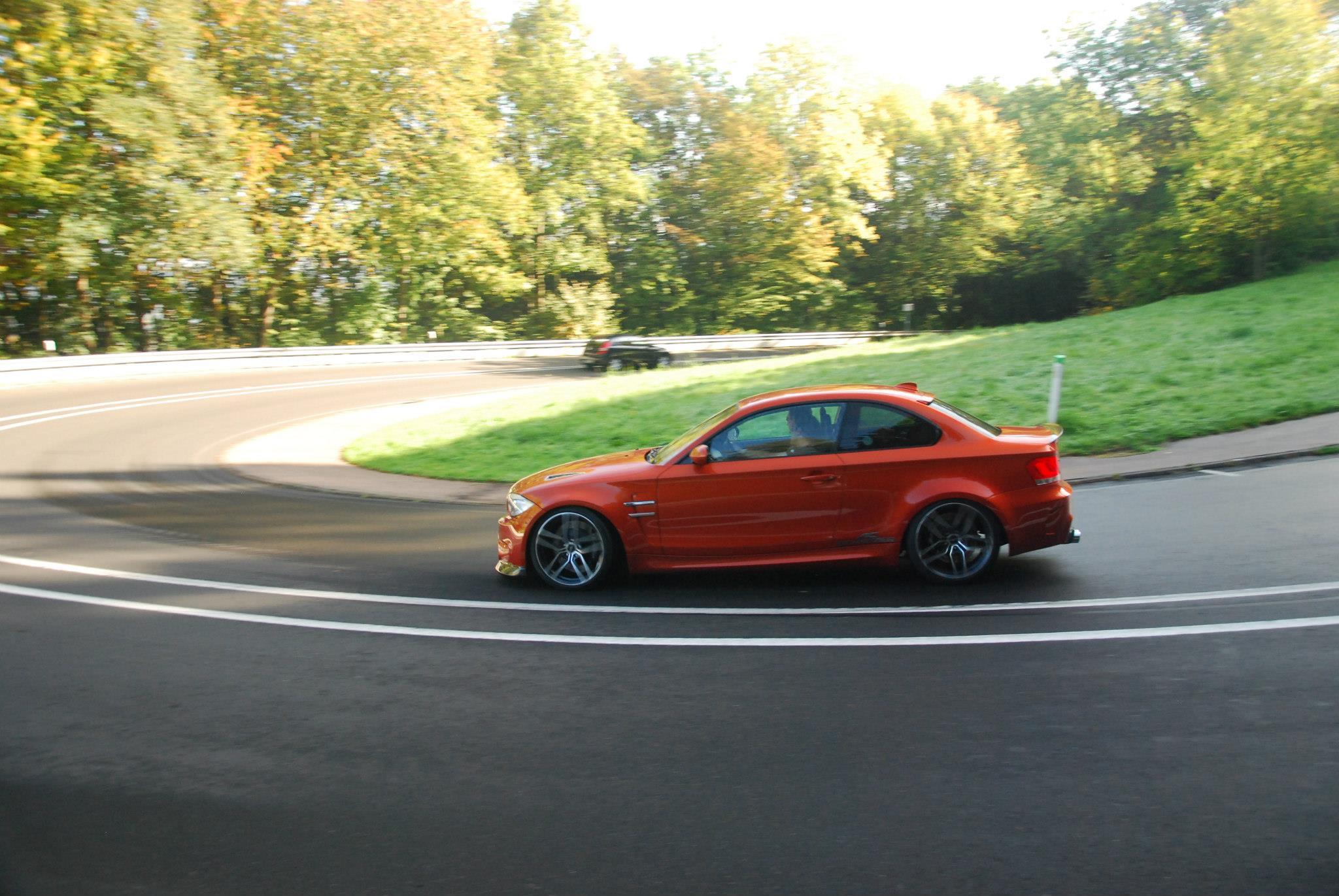 AC Schnitzer BMW 1-series M Coupe представила - фотография №6