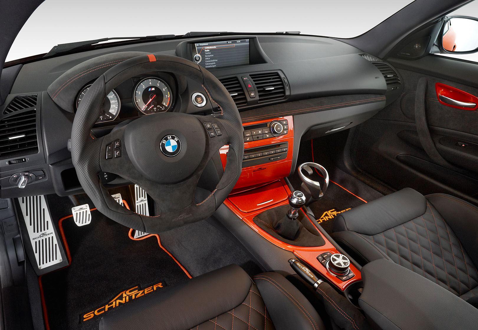 AC Schnitzer BMW 1-series M Coupe представила - фотография №10