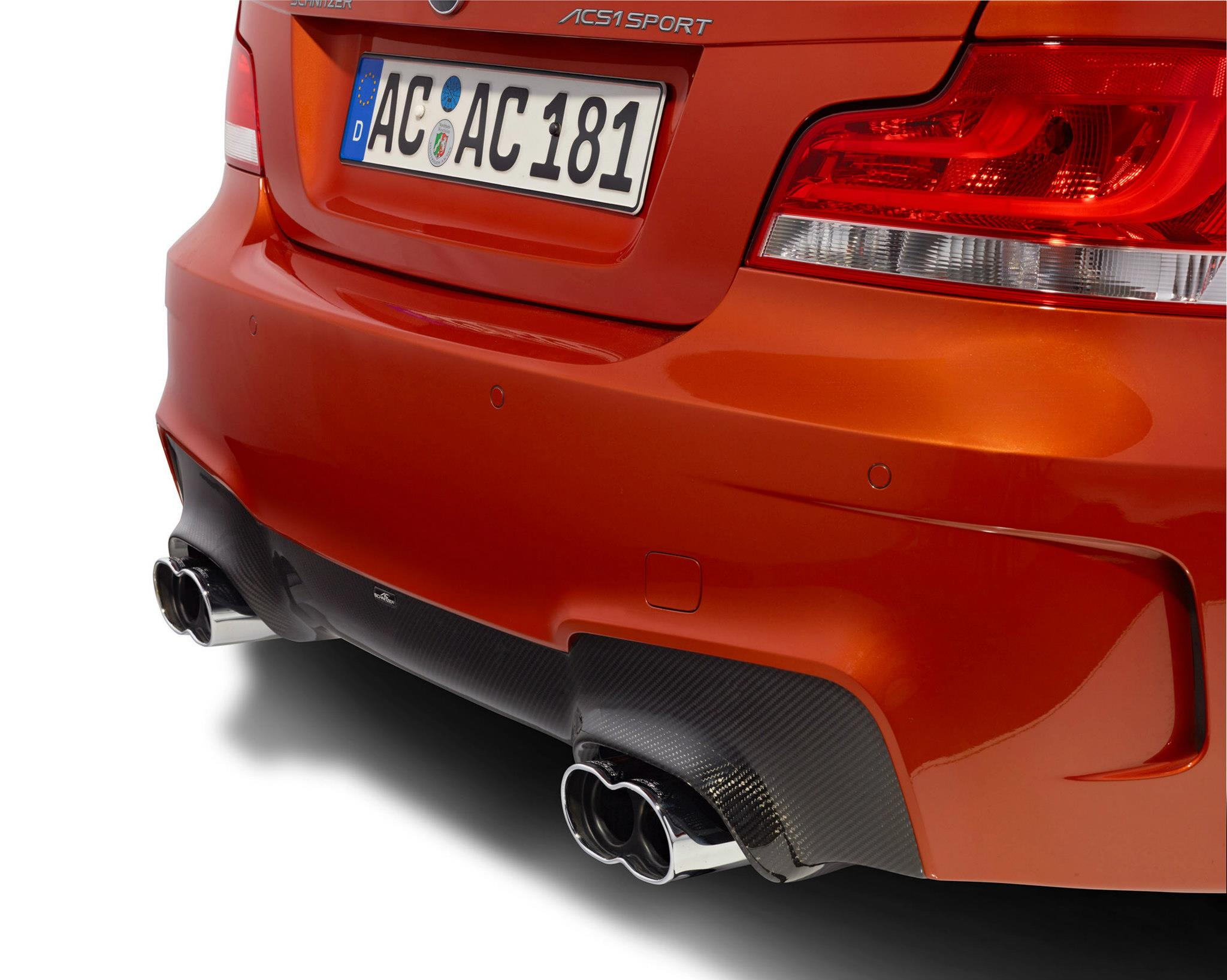 AC Schnitzer BMW 1-series M Coupe представила - фотография №12
