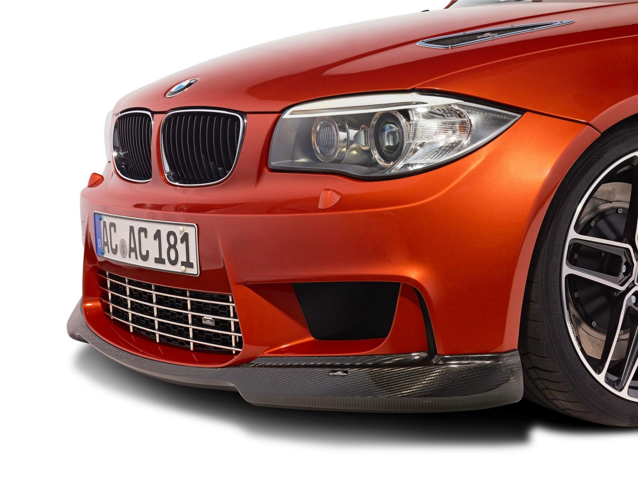 AC Schnitzer BMW 1-series M Coupe представила - фотография №13