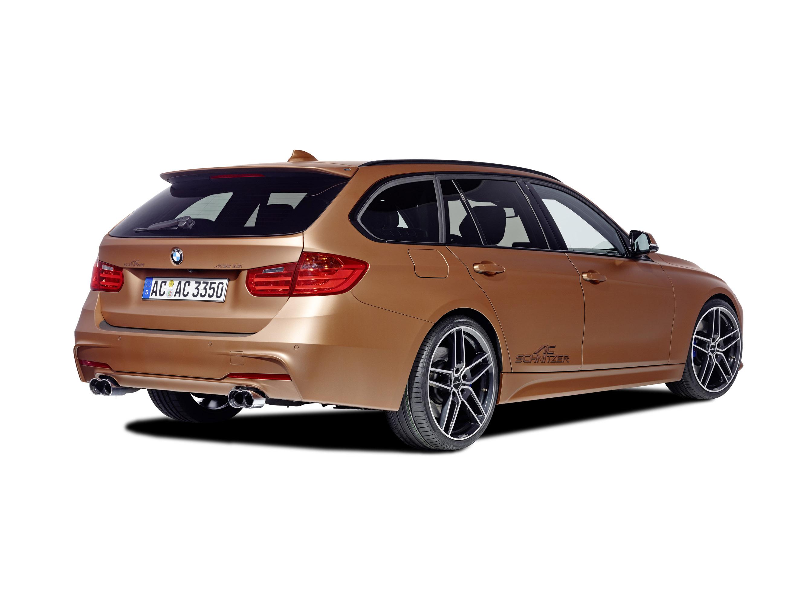 AC Schnitzer BMW 3-Series Touring F31 - фотография №6