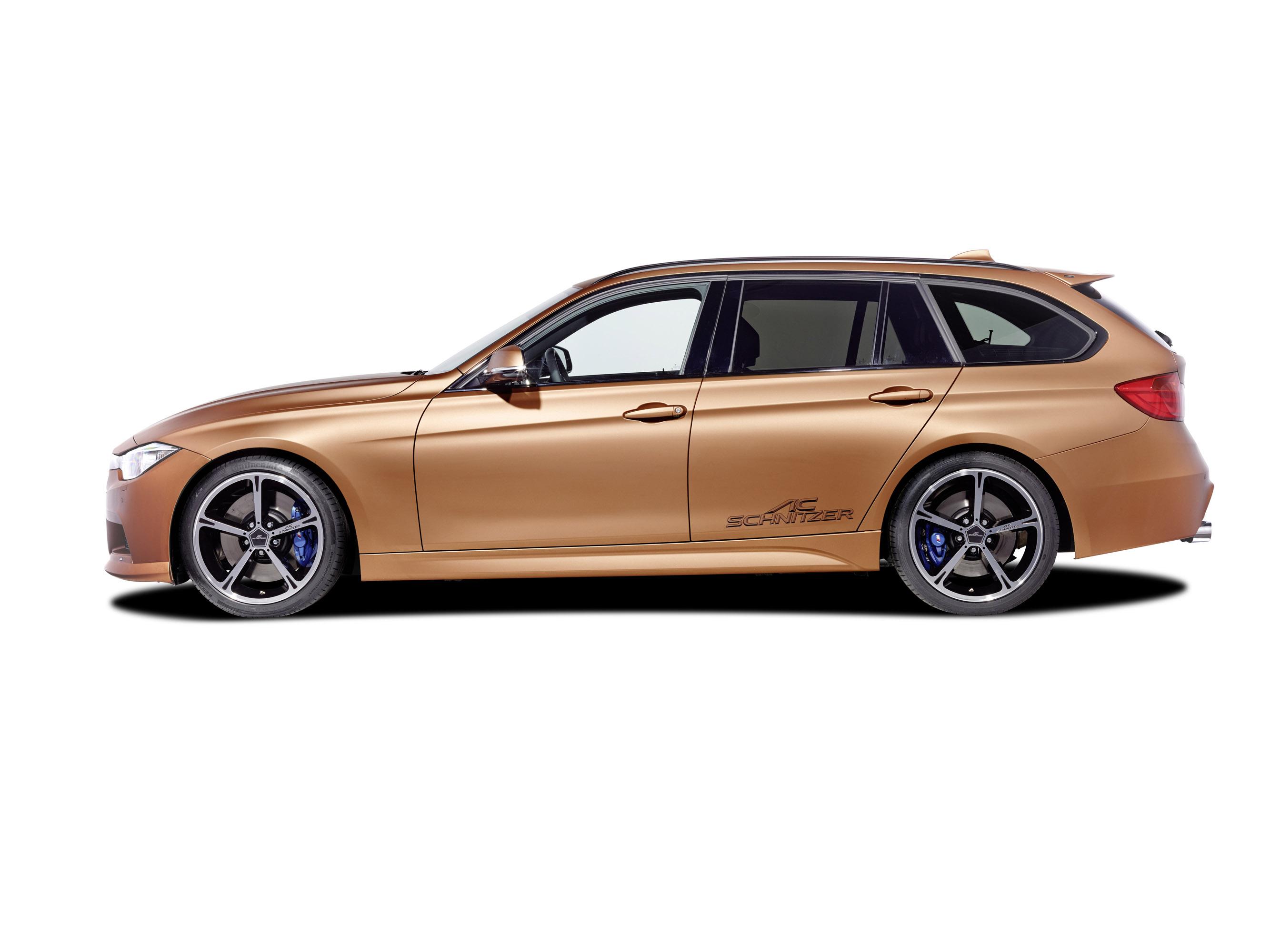 AC Schnitzer BMW 3-Series Touring F31 - фотография №8