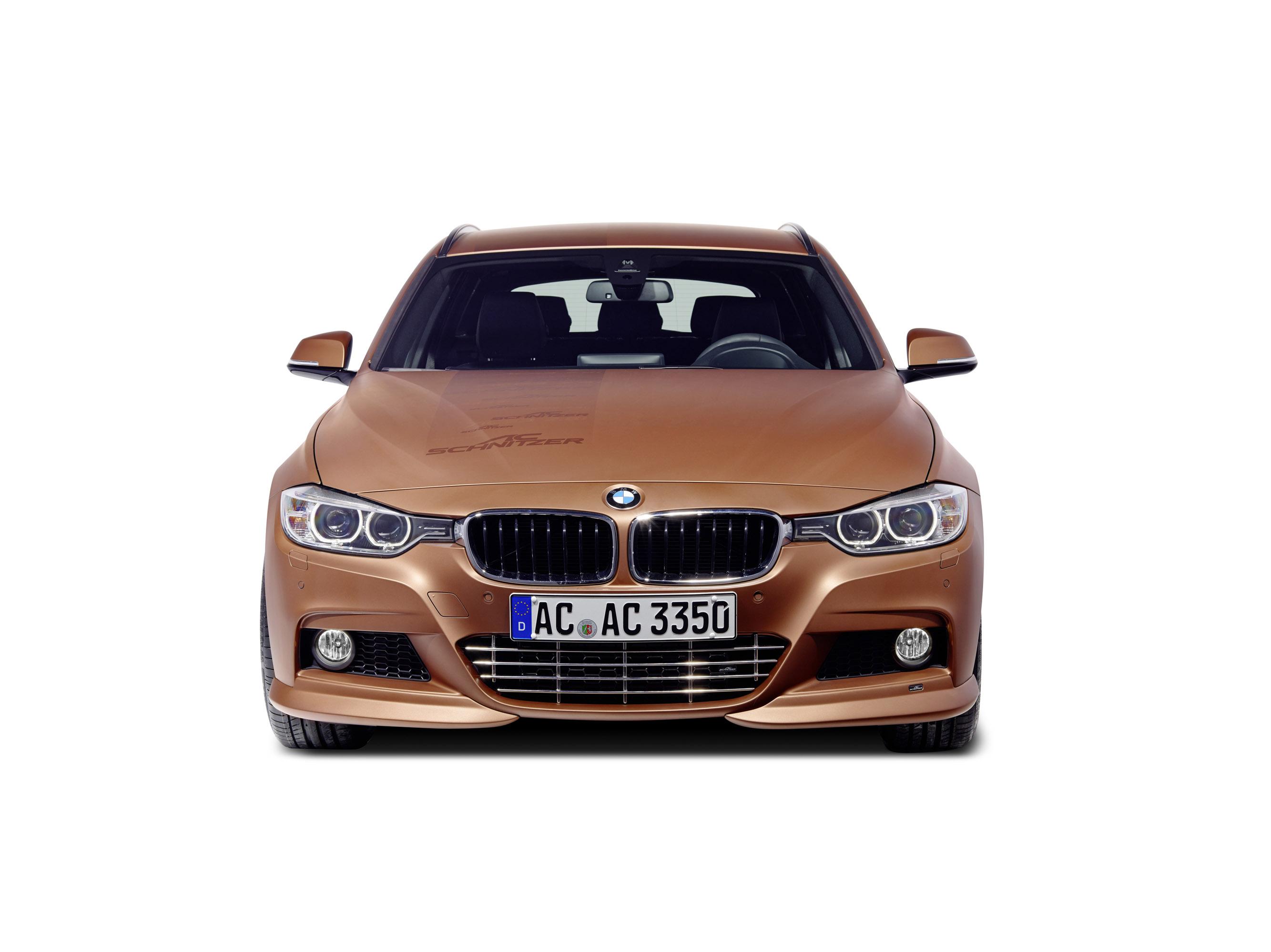 AC Schnitzer BMW 3-Series Touring F31 - фотография №12