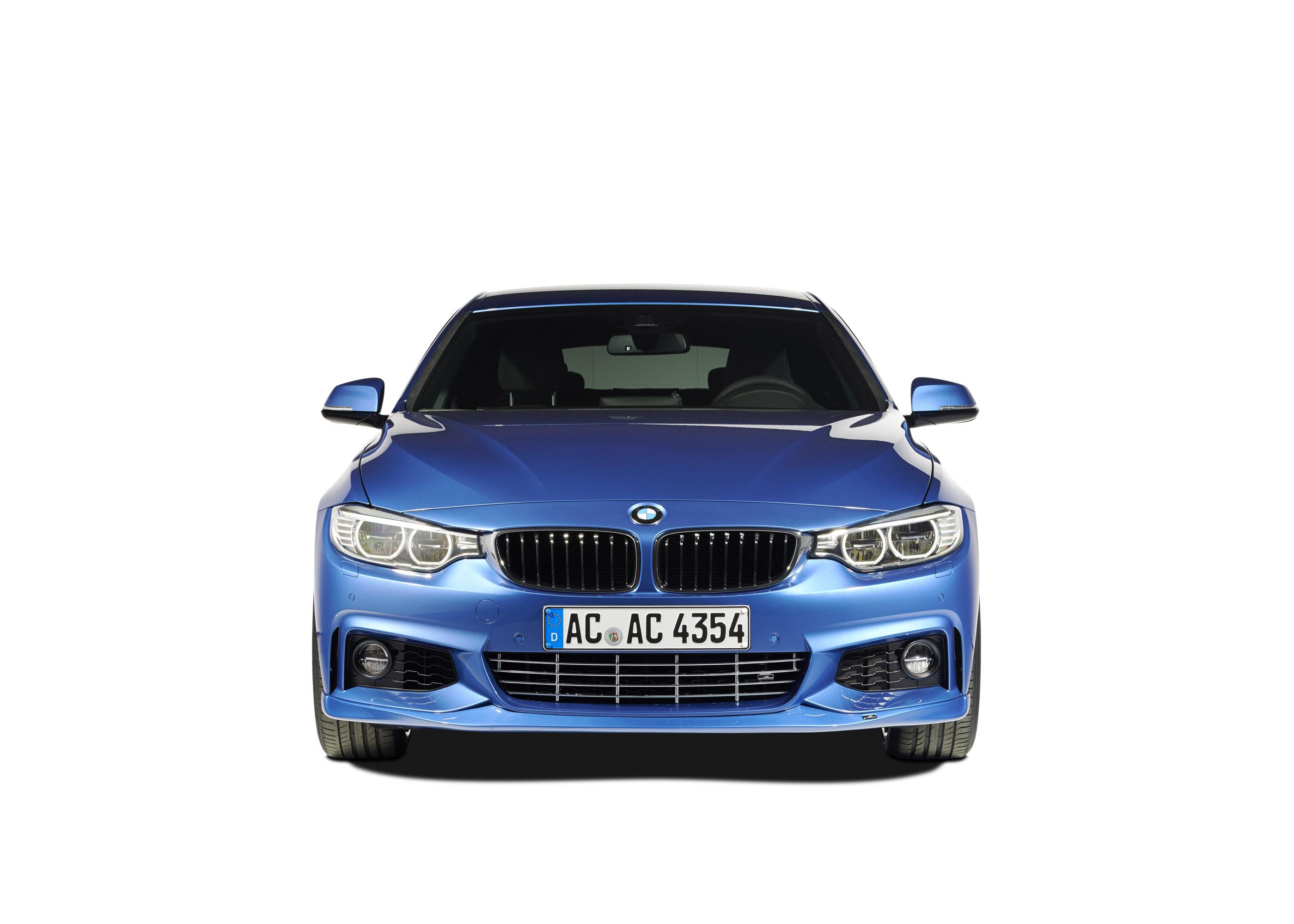 АС Шнитцер БМВ 4-серии Гран купе-идеальное сочетание функциональности и комфорта  - фотография №1