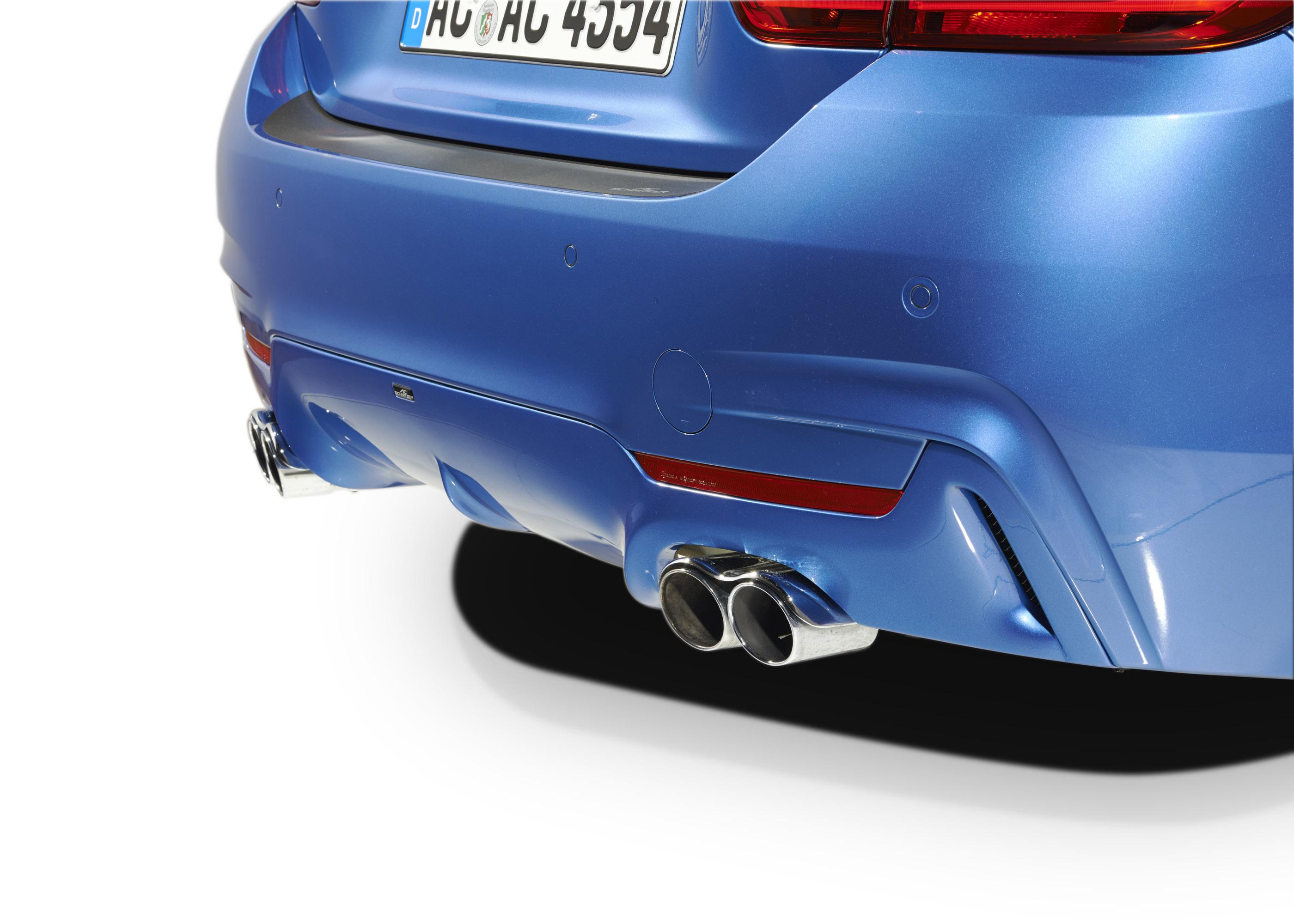 АС Шнитцер БМВ 4-серии Гран купе-идеальное сочетание функциональности и комфорта  - фотография №15