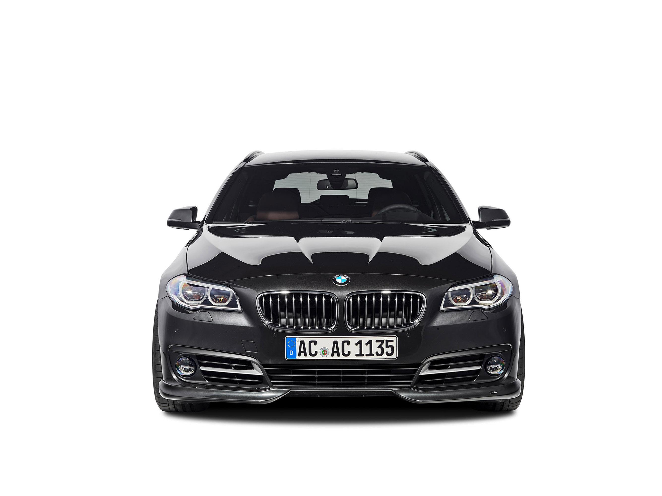АС Шнитцер BMW 5 серии туринг ЛКИ Эссене дебютирует на мотор-шоу  - фотография №1