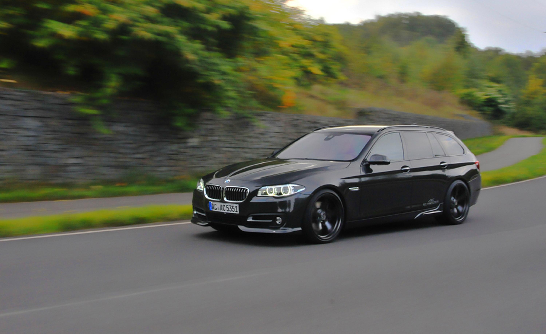 АС Шнитцер BMW 5 серии туринг ЛКИ Эссене дебютирует на мотор-шоу  - фотография №6