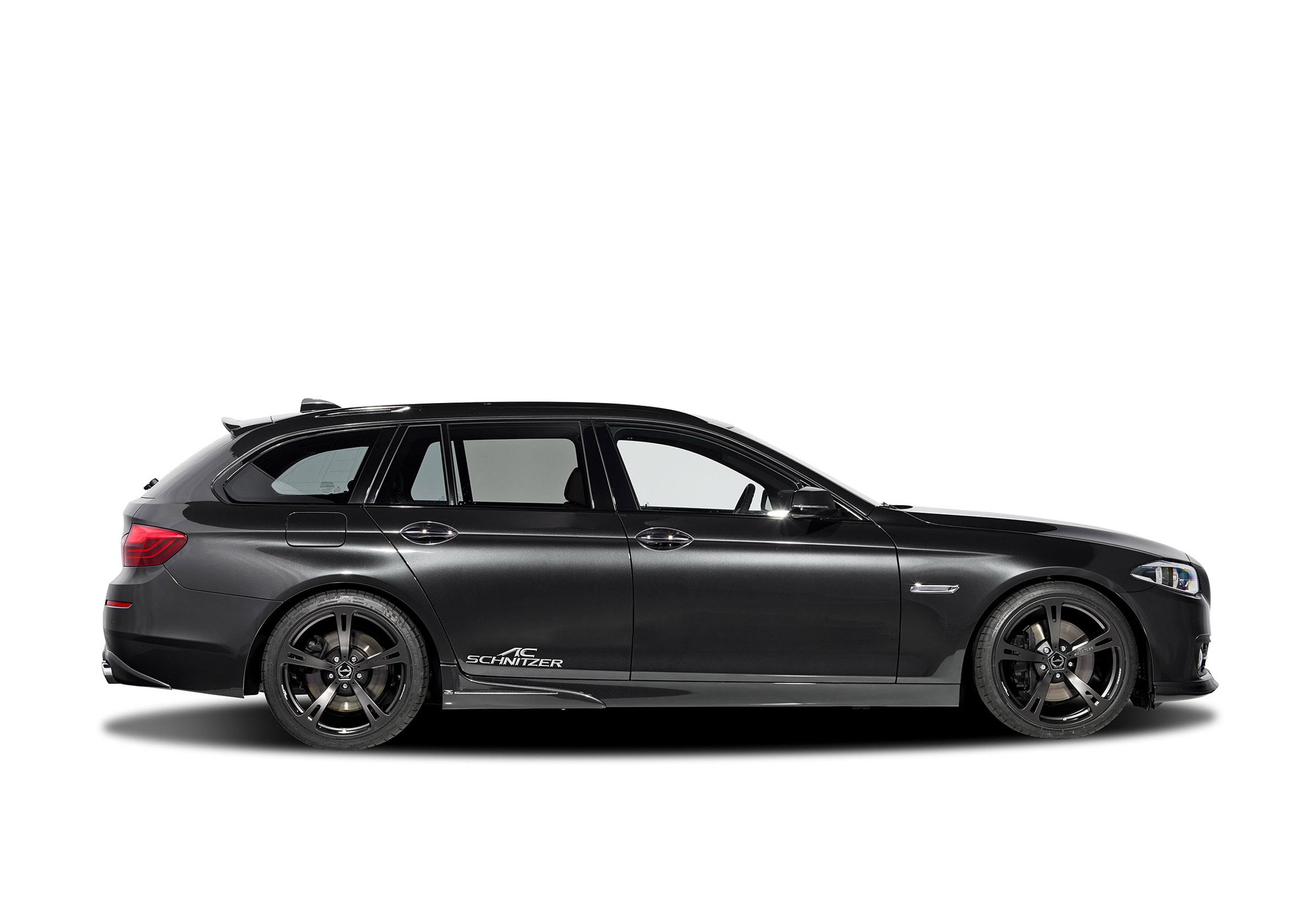 АС Шнитцер BMW 5 серии туринг ЛКИ Эссене дебютирует на мотор-шоу  - фотография №8