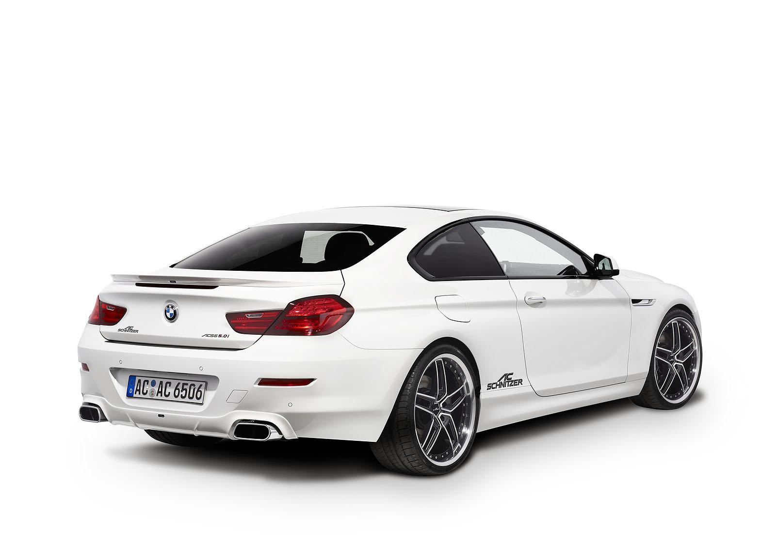 AC Schnitzer BMW 6-Series Coupe F12 [видео] - фотография №5