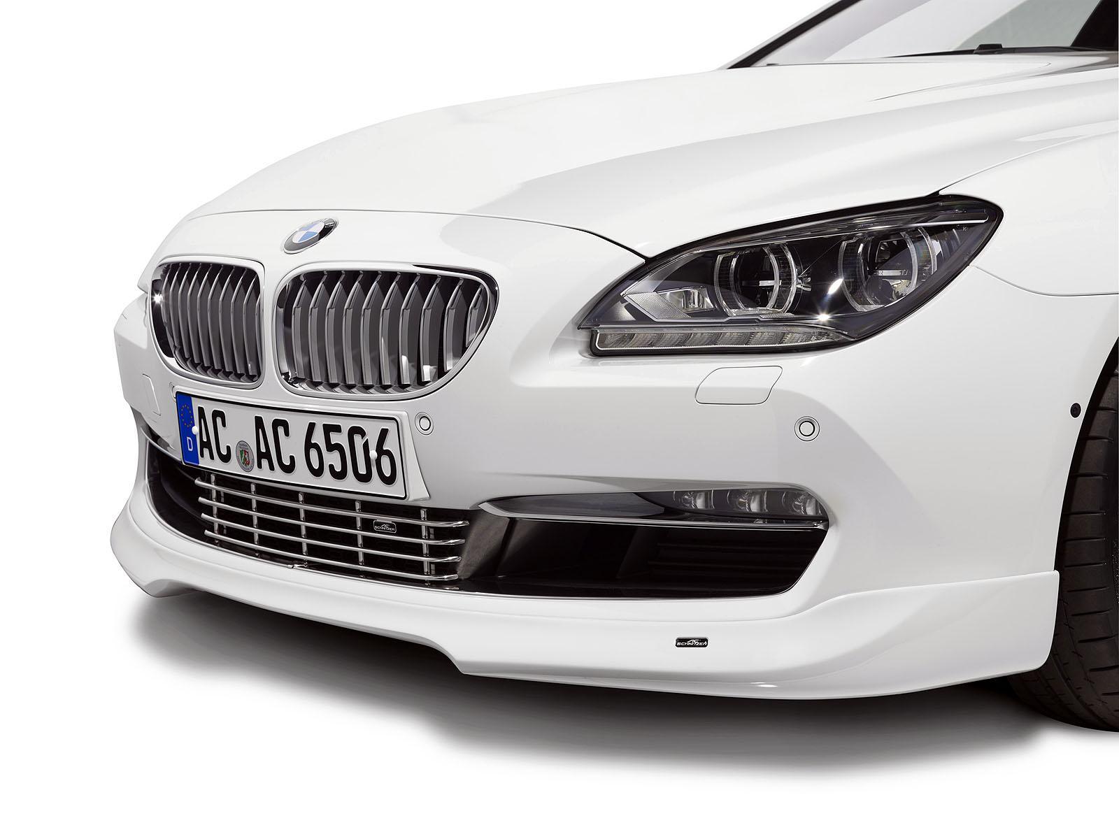 AC Schnitzer BMW 6-Series Coupe F12 [видео] - фотография №6