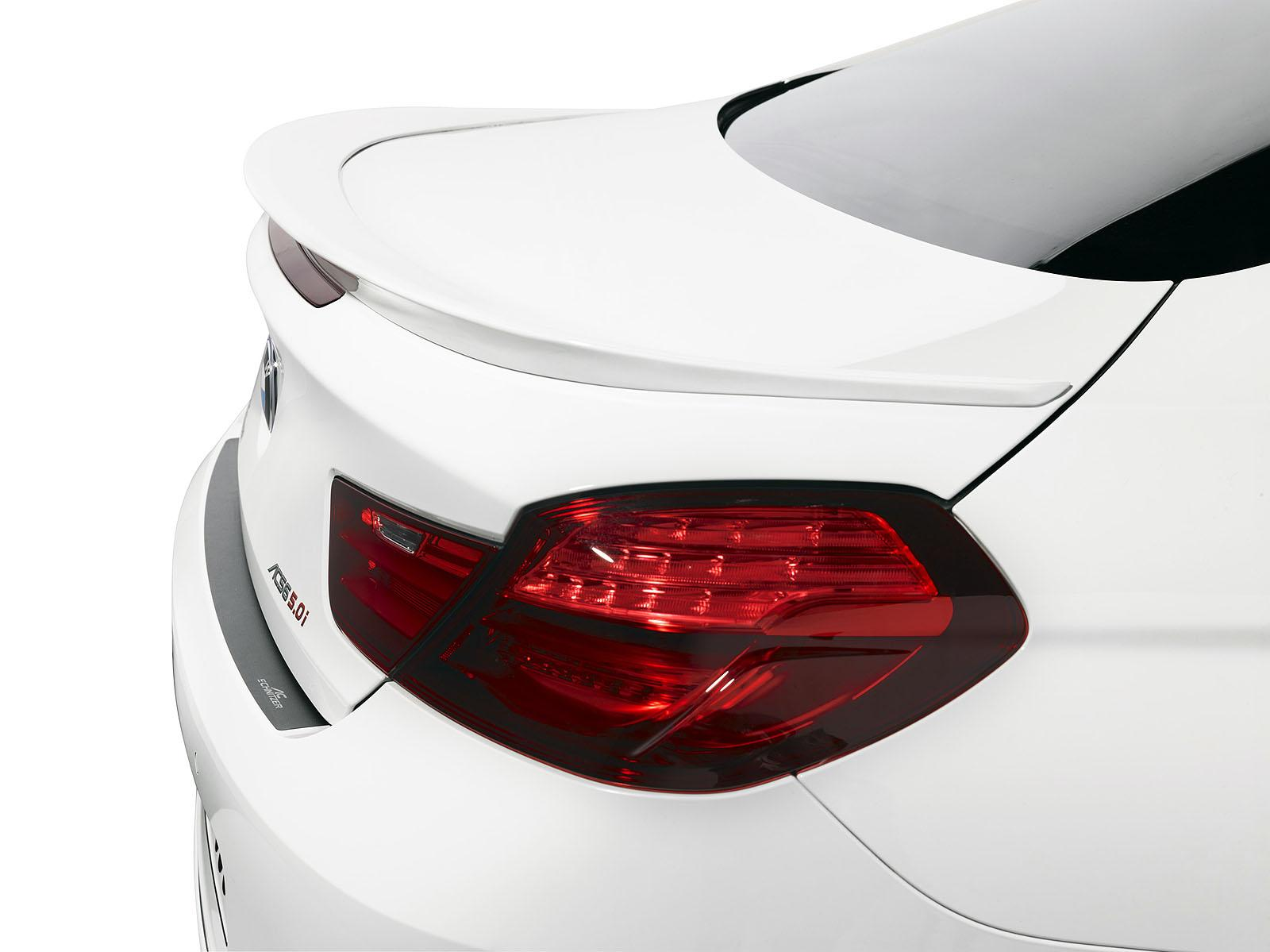 AC Schnitzer BMW 6-Series Coupe F12 [видео] - фотография №9