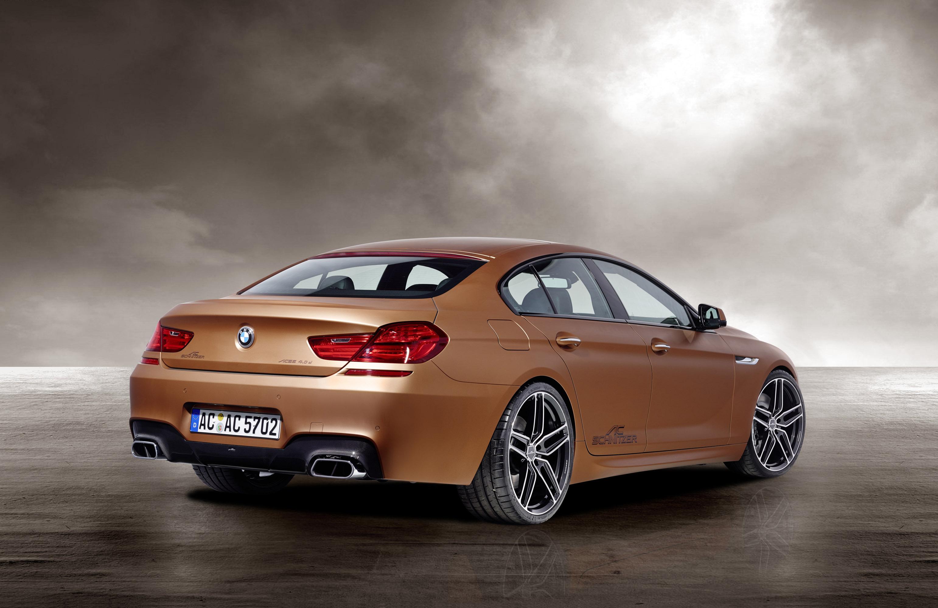 AC Schnitzer BMW 6-Series Gran Coupe - фотография №2
