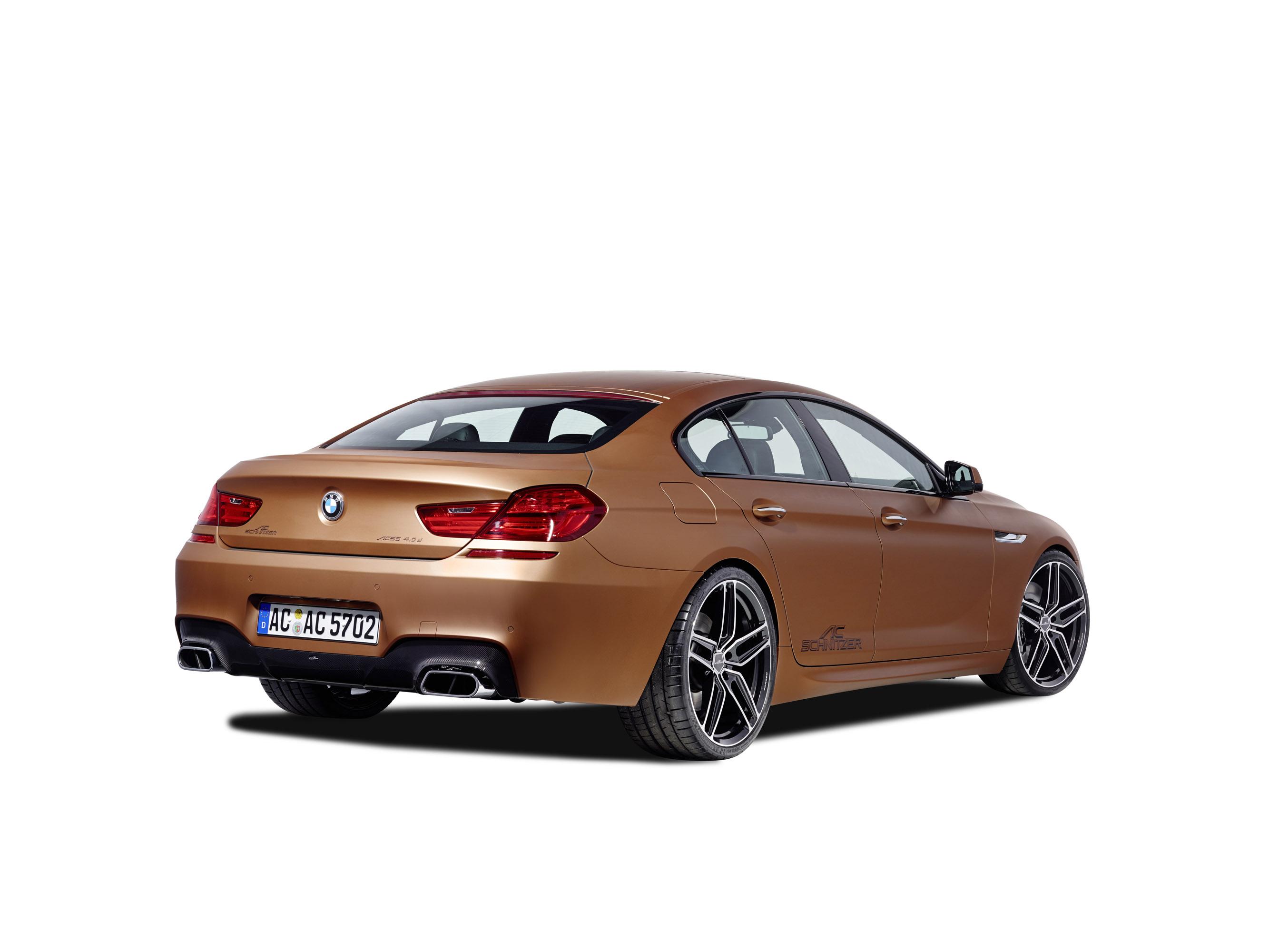 AC Schnitzer BMW 6-Series Gran Coupe - фотография №5