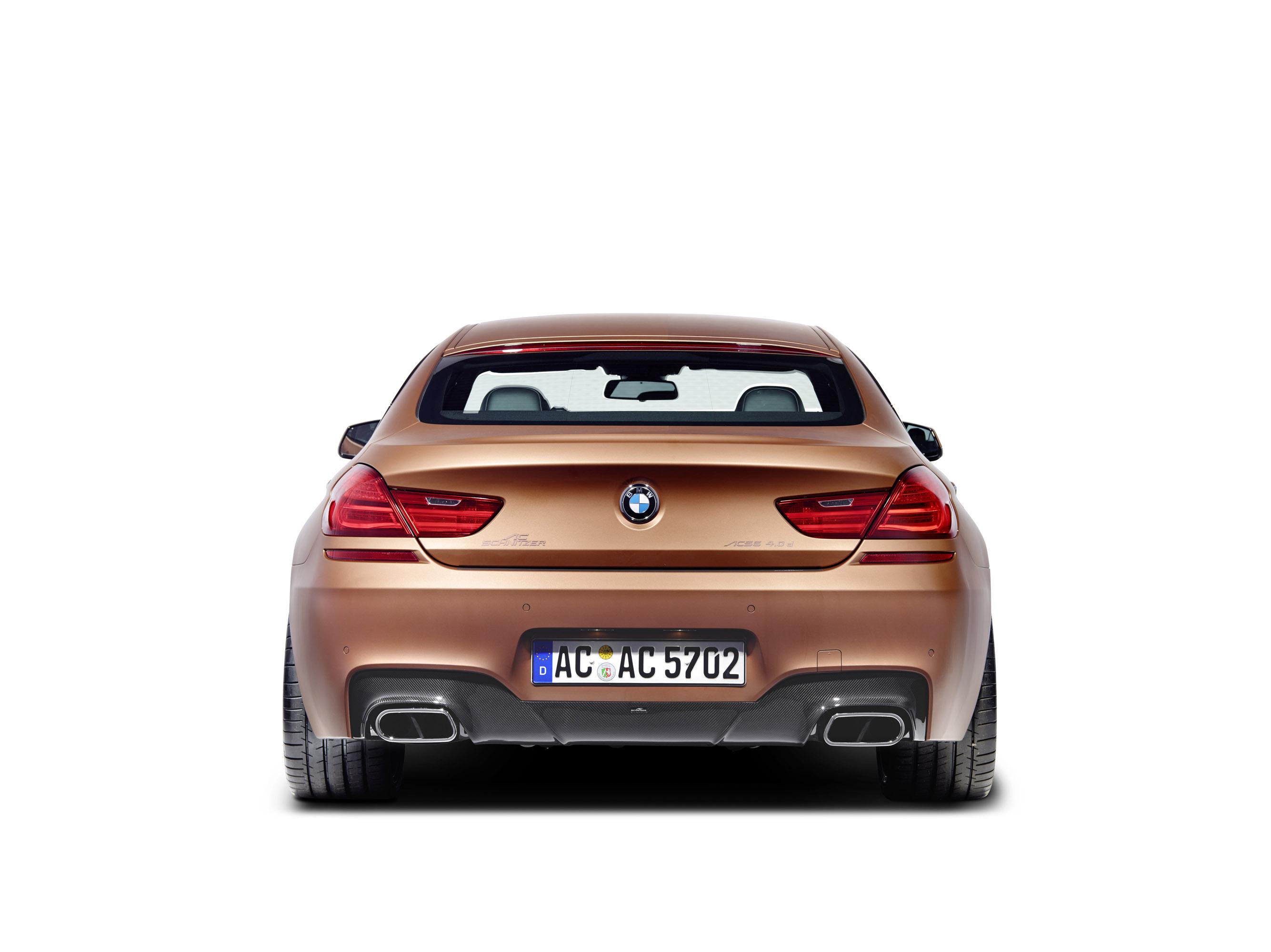 AC Schnitzer BMW 6-Series Gran Coupe - фотография №8