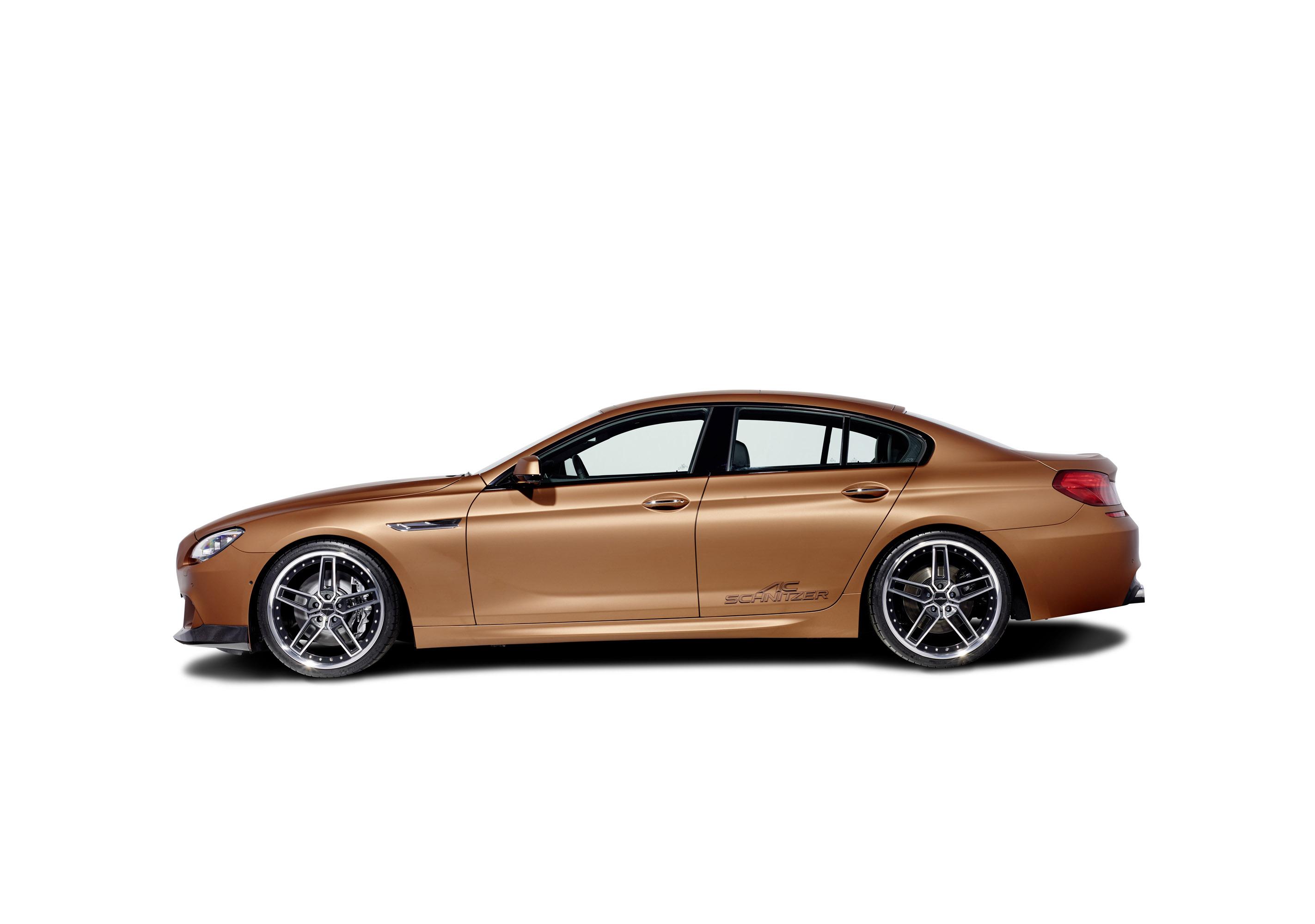 AC Schnitzer BMW 6-Series Gran Coupe - фотография №9
