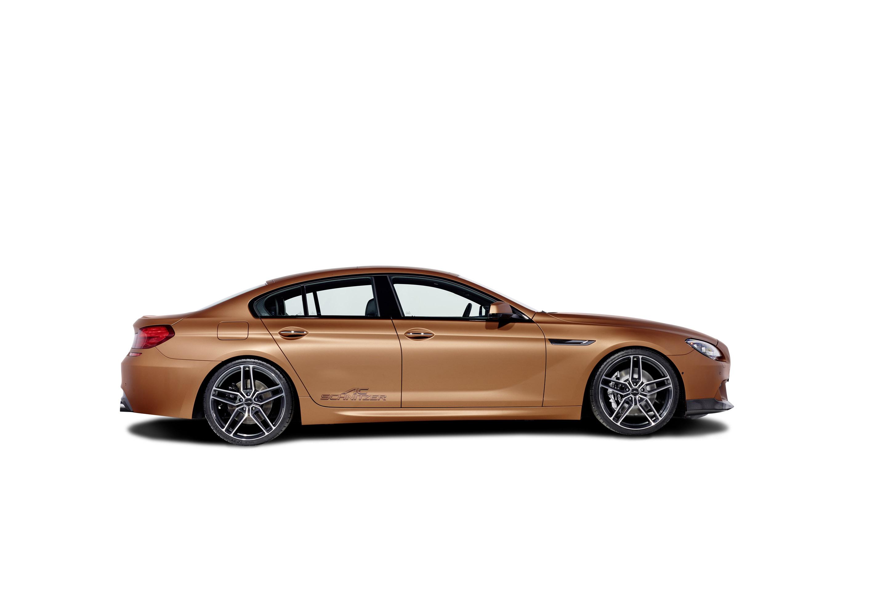 AC Schnitzer BMW 6-Series Gran Coupe - фотография №10