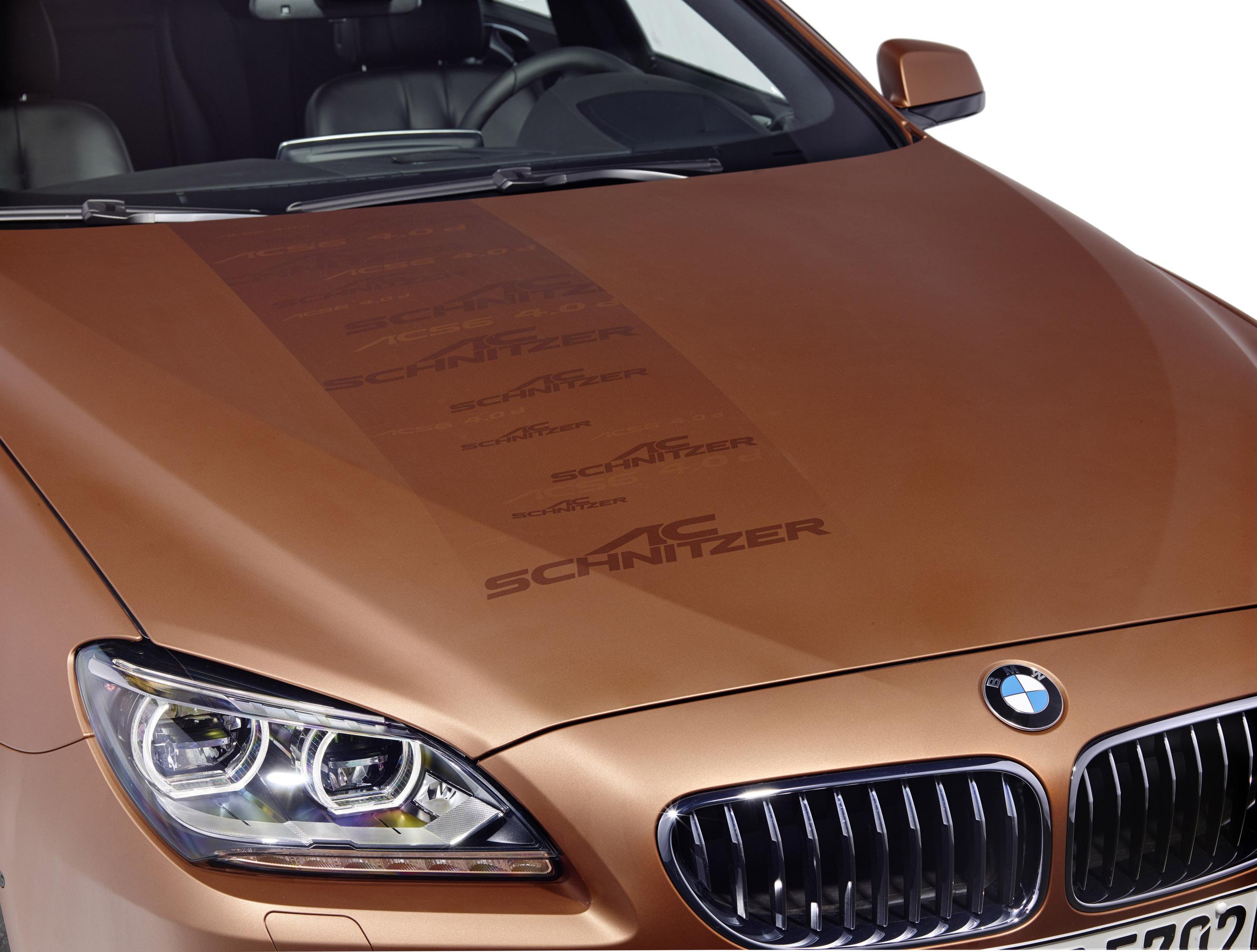 AC Schnitzer BMW 6-Series Gran Coupe - фотография №12