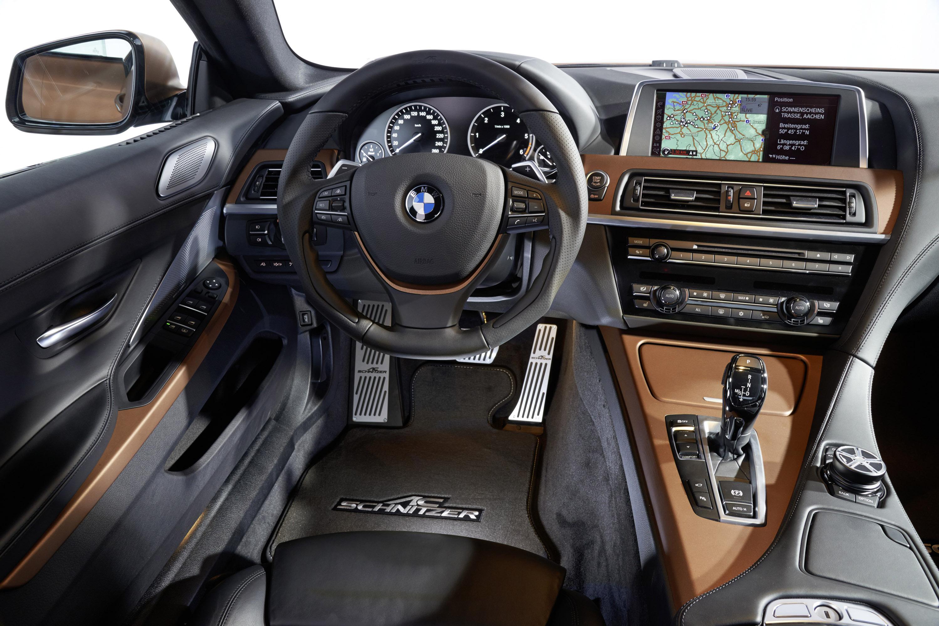 AC Schnitzer BMW 6-Series Gran Coupe - фотография №16