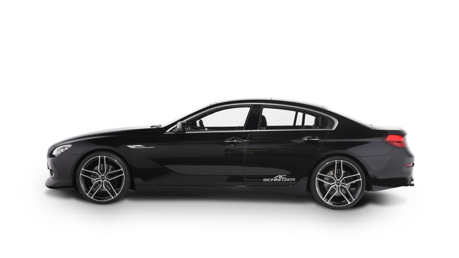 AC Schnitzer BMW 6й серии Grant Coupe - Тюнинг для совершенства - фотография №5
