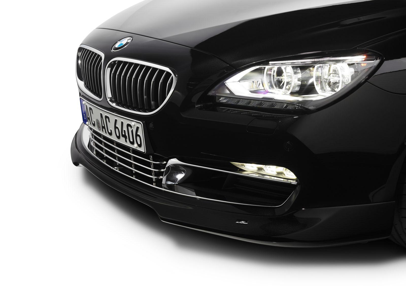 AC Schnitzer BMW 6й серии Grant Coupe - Тюнинг для совершенства - фотография №6
