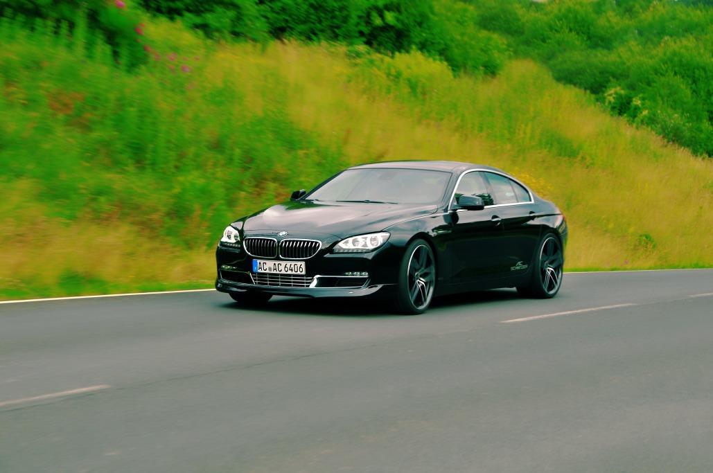 AC Schnitzer BMW 6й серии Grant Coupe - Тюнинг для совершенства - фотография №9