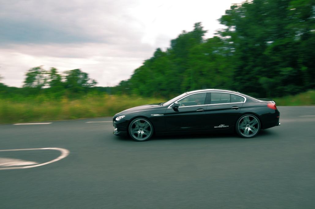 AC Schnitzer BMW 6й серии Grant Coupe - Тюнинг для совершенства - фотография №10