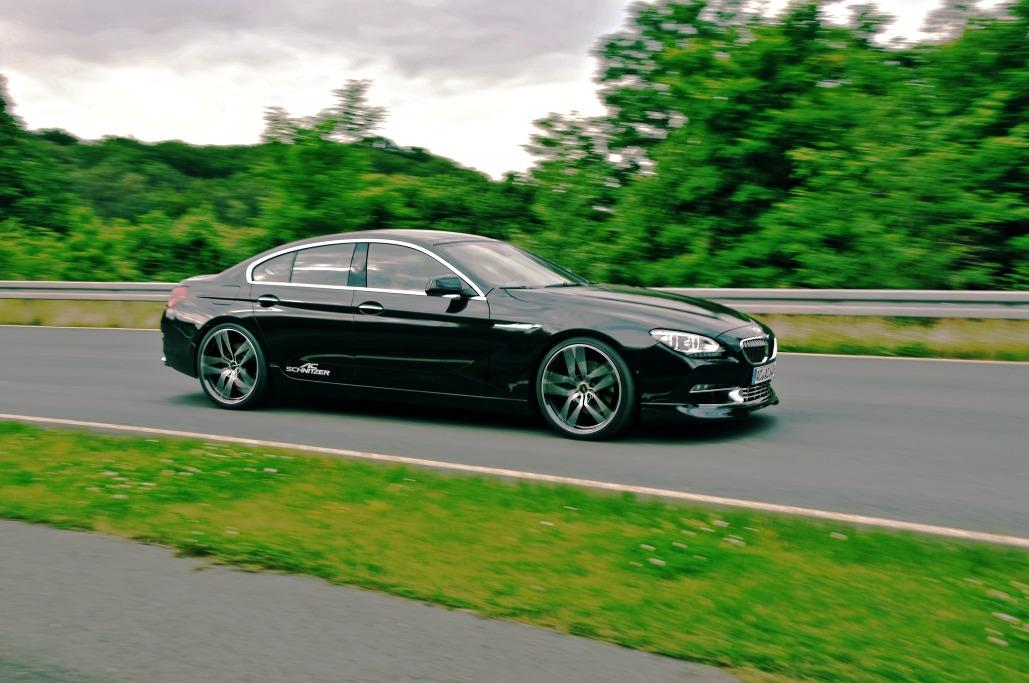 AC Schnitzer BMW 6й серии Grant Coupe - Тюнинг для совершенства - фотография №11