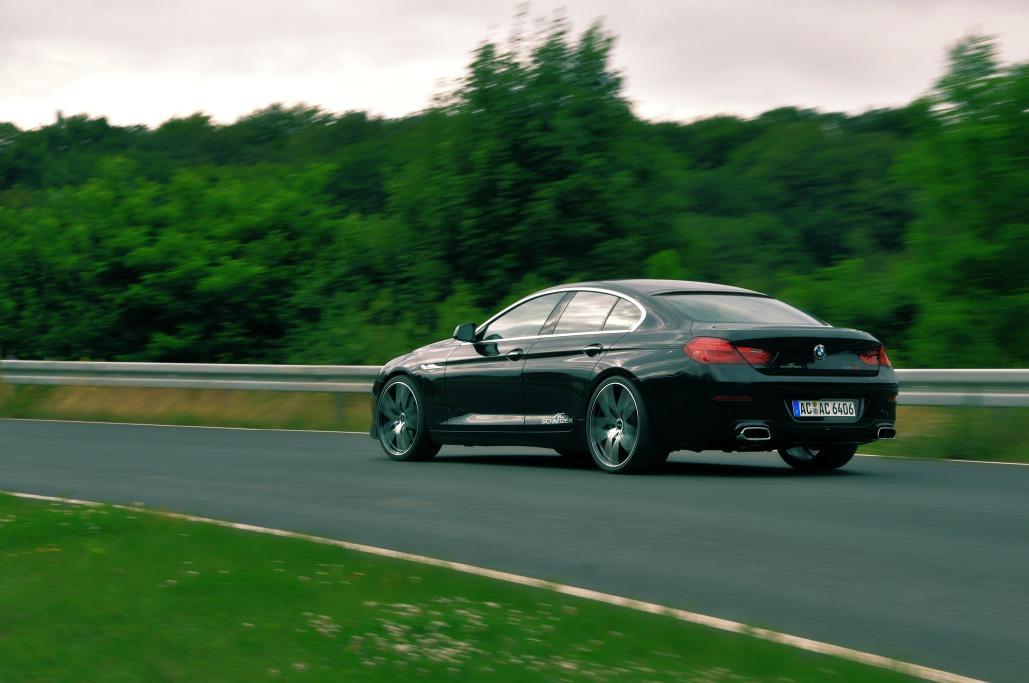 AC Schnitzer BMW 6й серии Grant Coupe - Тюнинг для совершенства - фотография №13