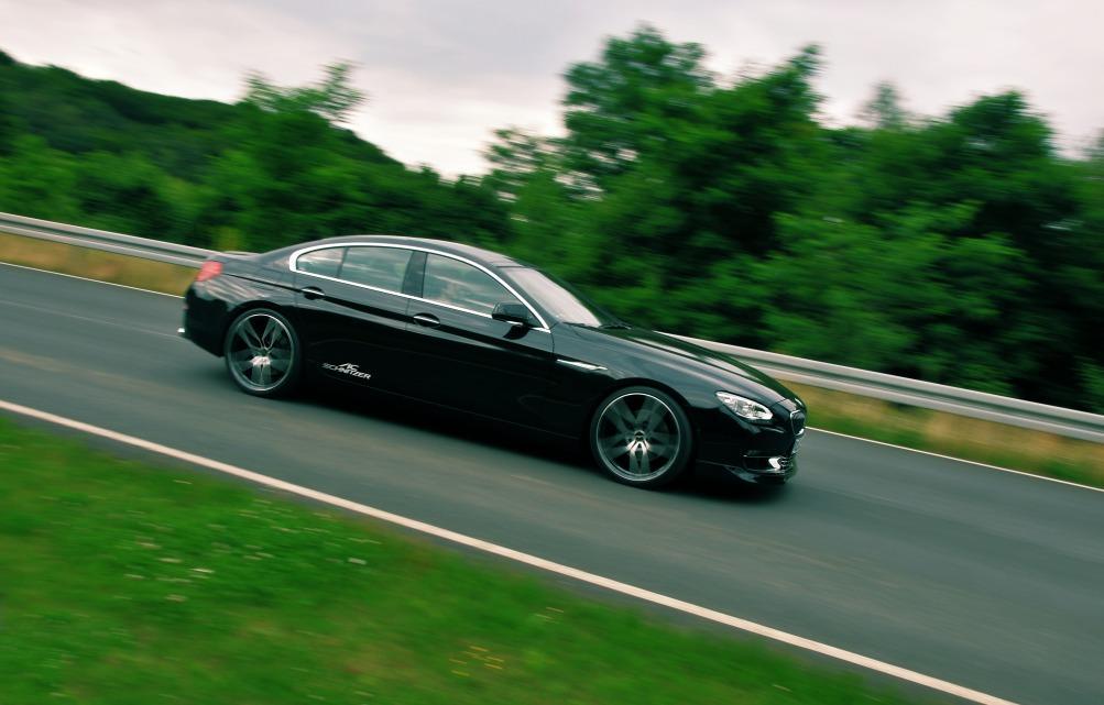 AC Schnitzer BMW 6й серии Grant Coupe - Тюнинг для совершенства - фотография №14