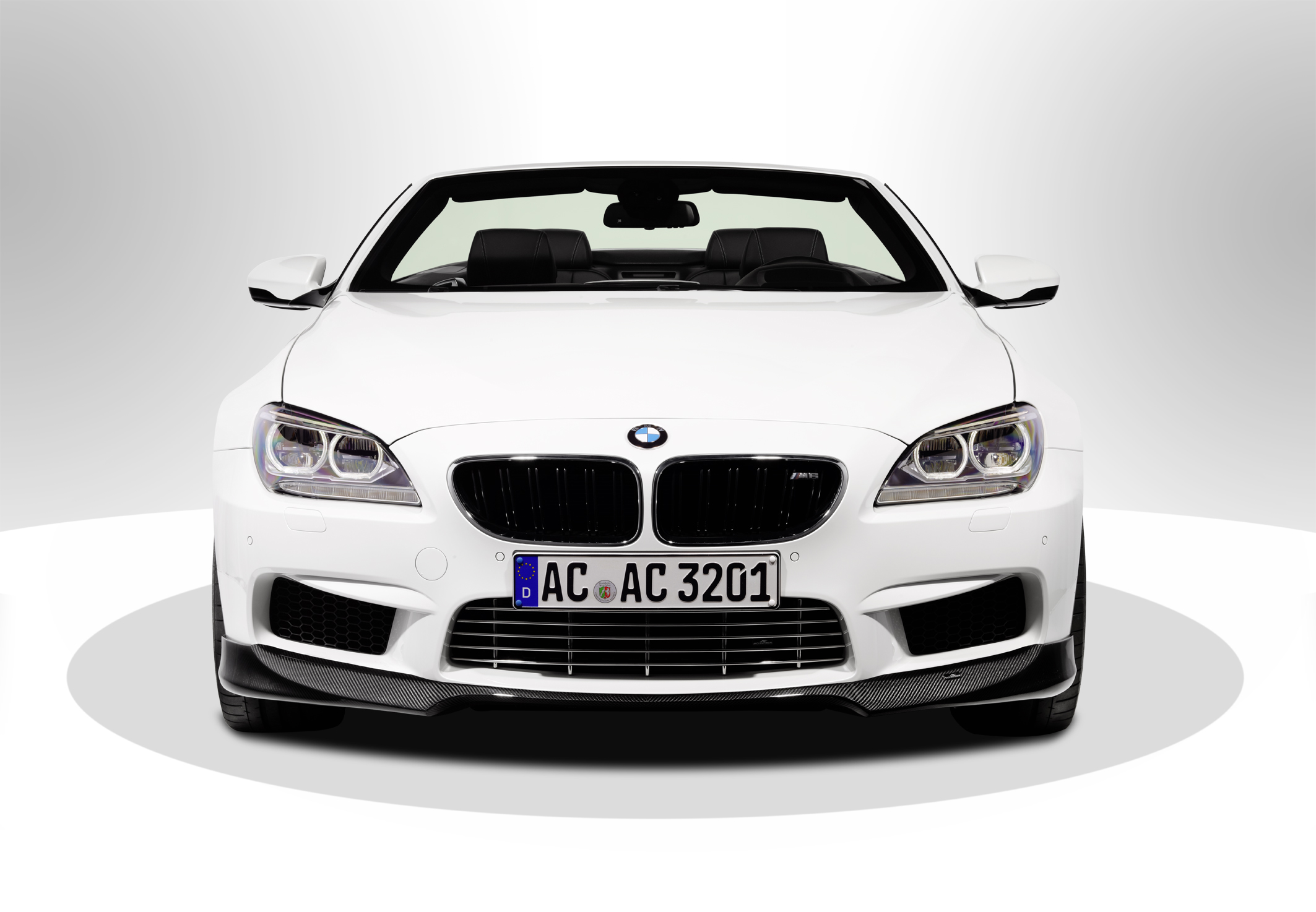 AC Schnitzer взялась за BMW M6 купе, кабриолет и Gran Coupe - фотография №1