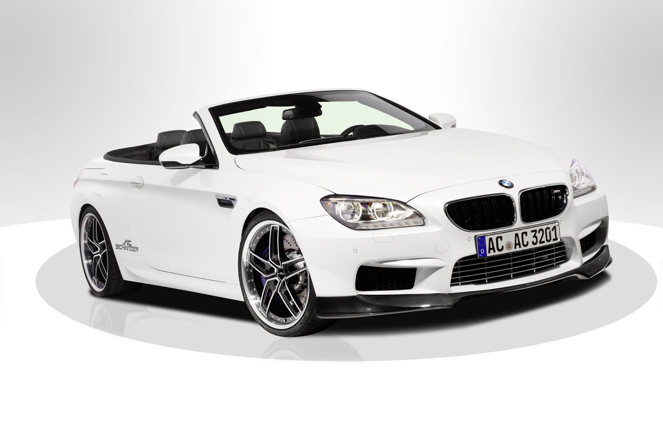 AC Schnitzer взялась за BMW M6 купе, кабриолет и Gran Coupe - фотография №2
