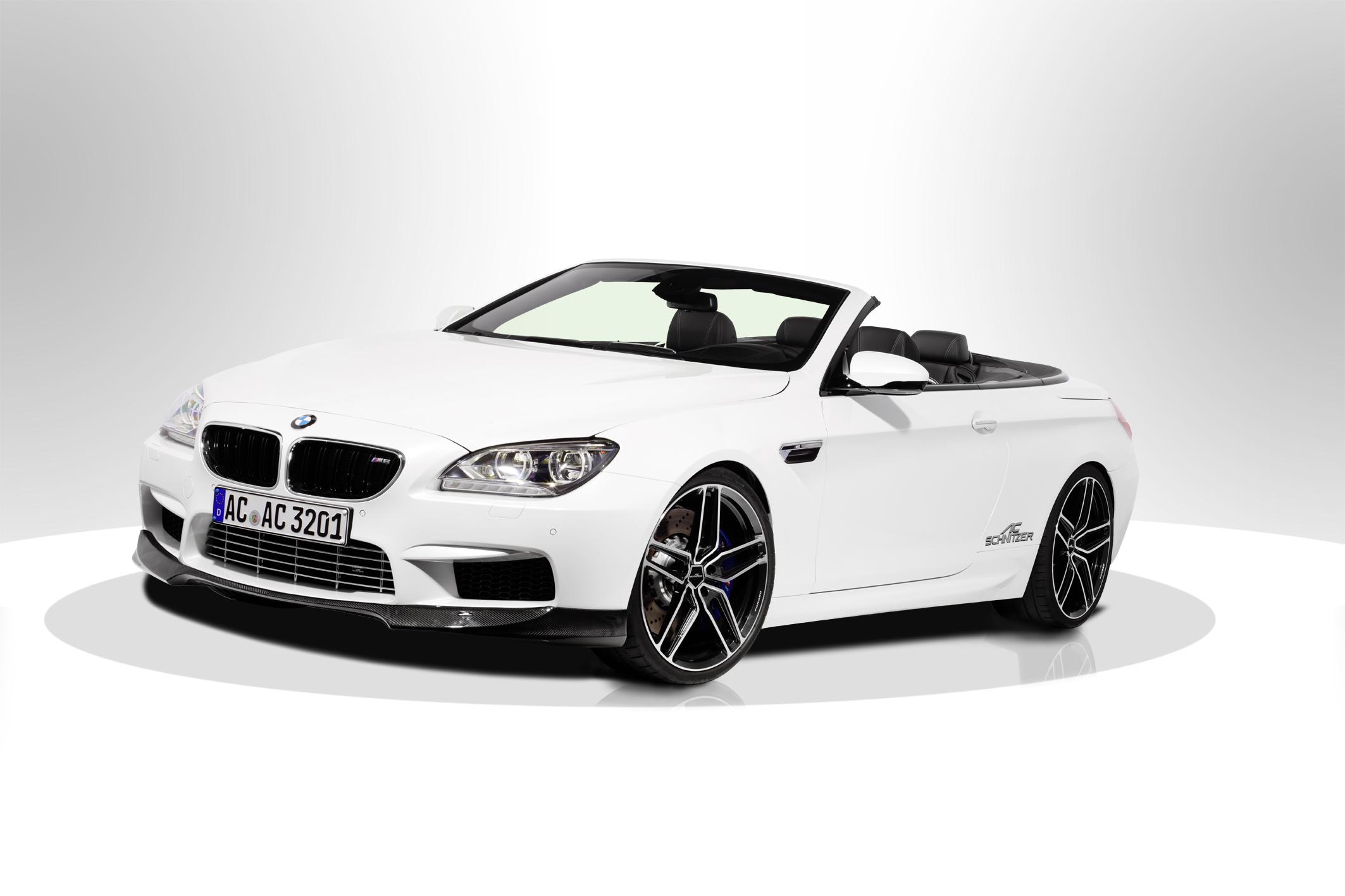 AC Schnitzer взялась за BMW M6 купе, кабриолет и Gran Coupe - фотография №3