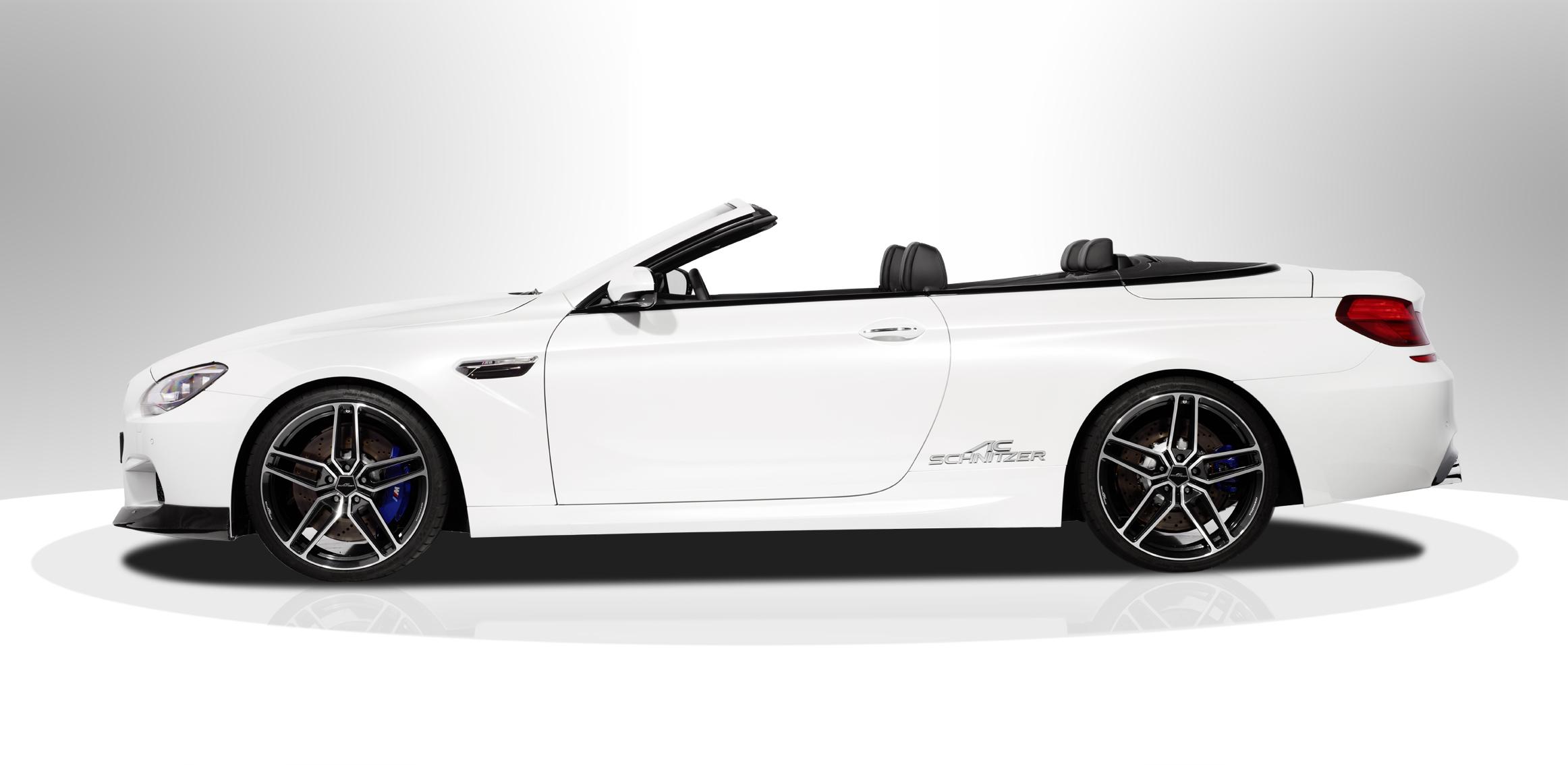 AC Schnitzer взялась за BMW M6 купе, кабриолет и Gran Coupe - фотография №5