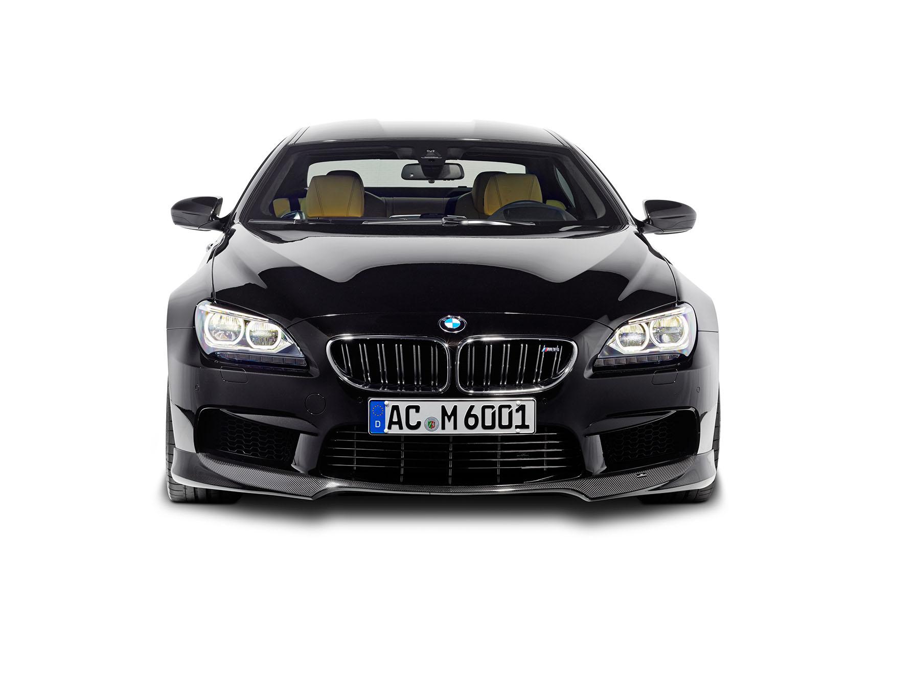 AC Schnitzer взялась за BMW M6 купе, кабриолет и Gran Coupe - фотография №9