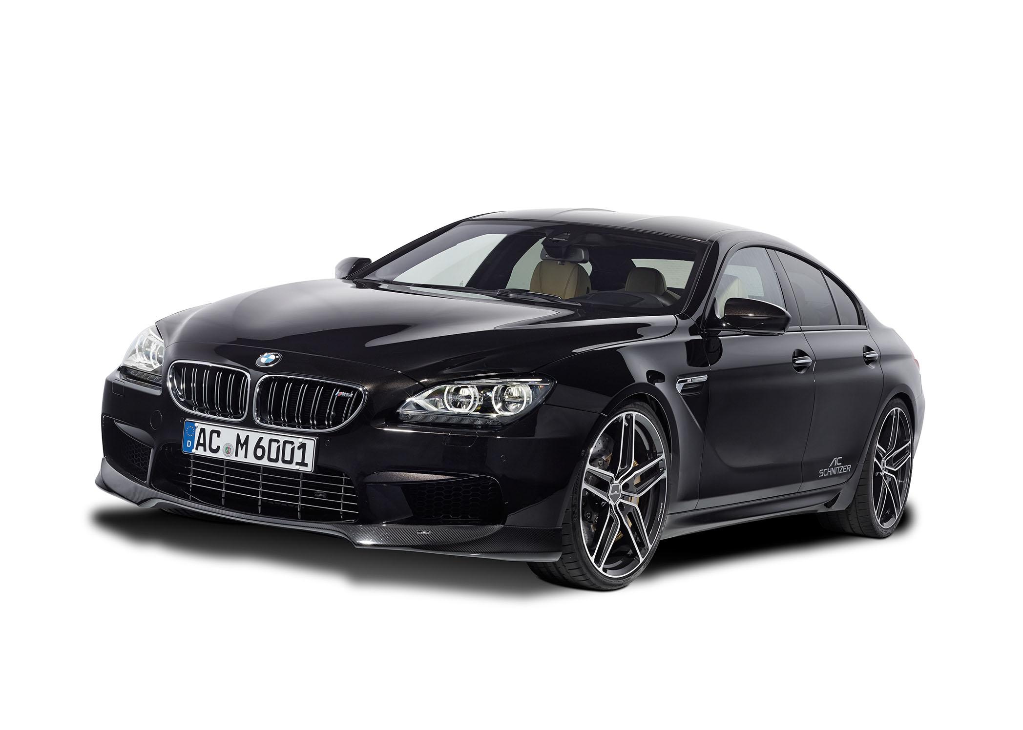 AC Schnitzer взялась за BMW M6 купе, кабриолет и Gran Coupe - фотография №10
