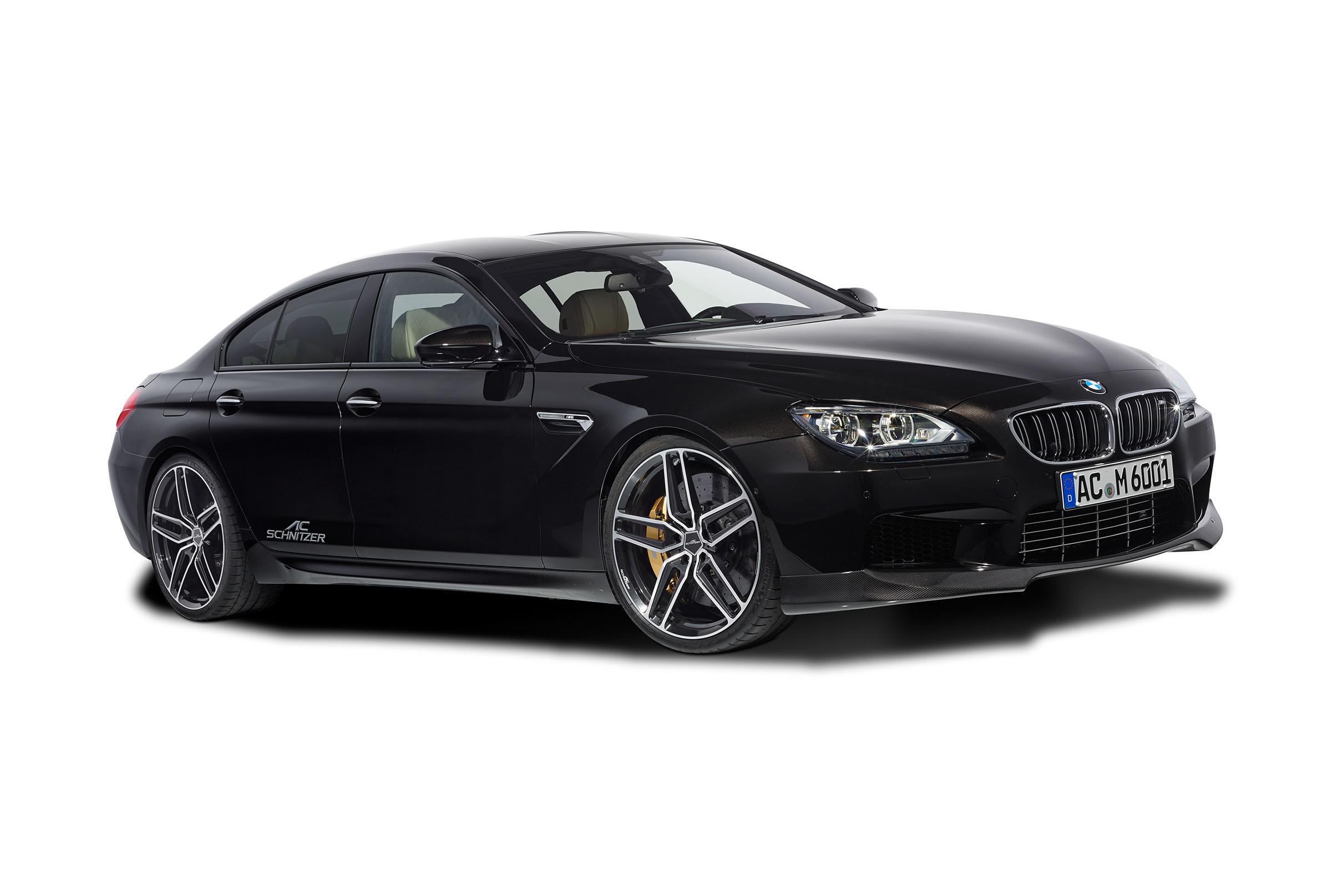 AC Schnitzer взялась за BMW M6 купе, кабриолет и Gran Coupe - фотография №11