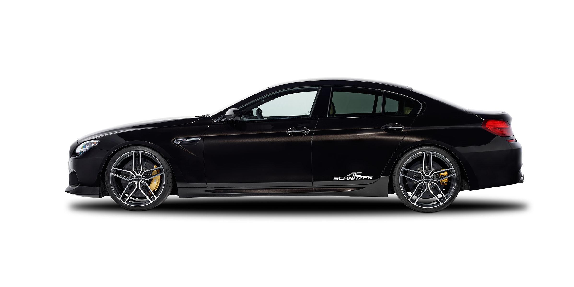 AC Schnitzer взялась за BMW M6 купе, кабриолет и Gran Coupe - фотография №13