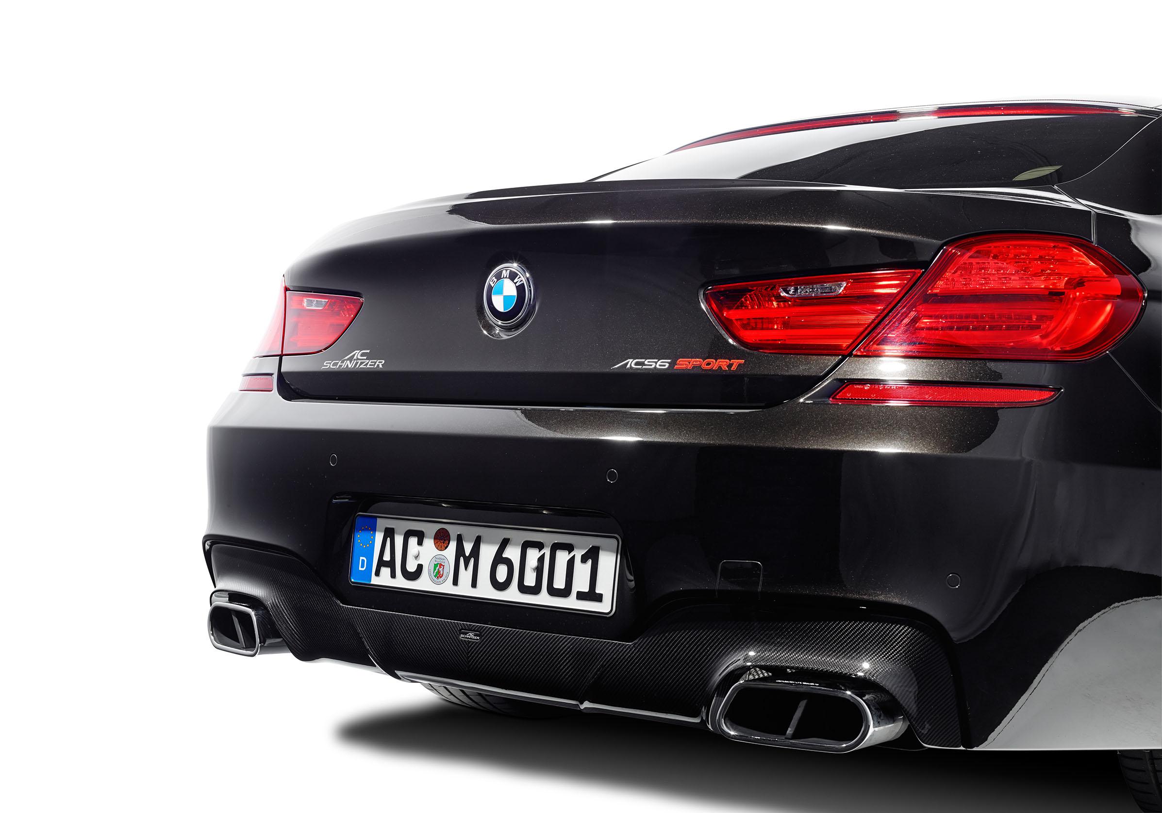 AC Schnitzer взялась за BMW M6 купе, кабриолет и Gran Coupe - фотография №14