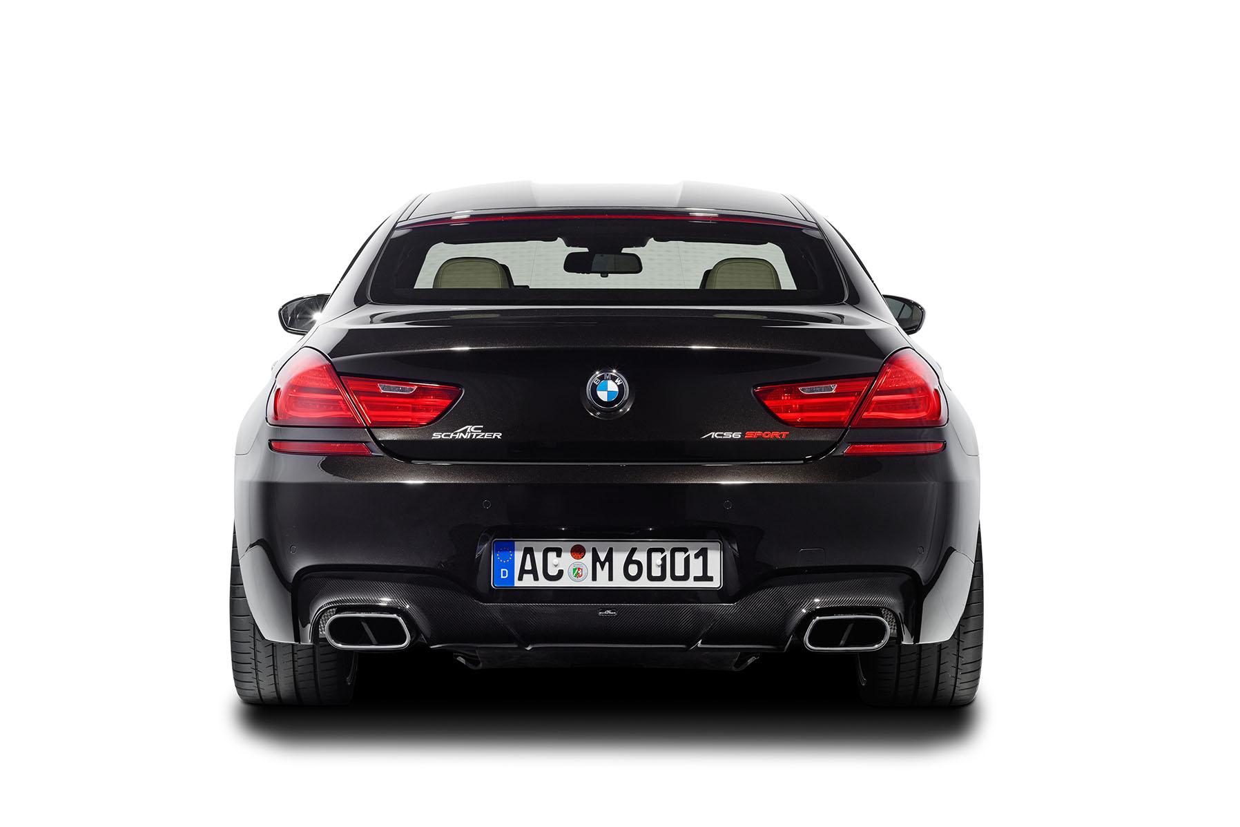 AC Schnitzer взялась за BMW M6 купе, кабриолет и Gran Coupe - фотография №17