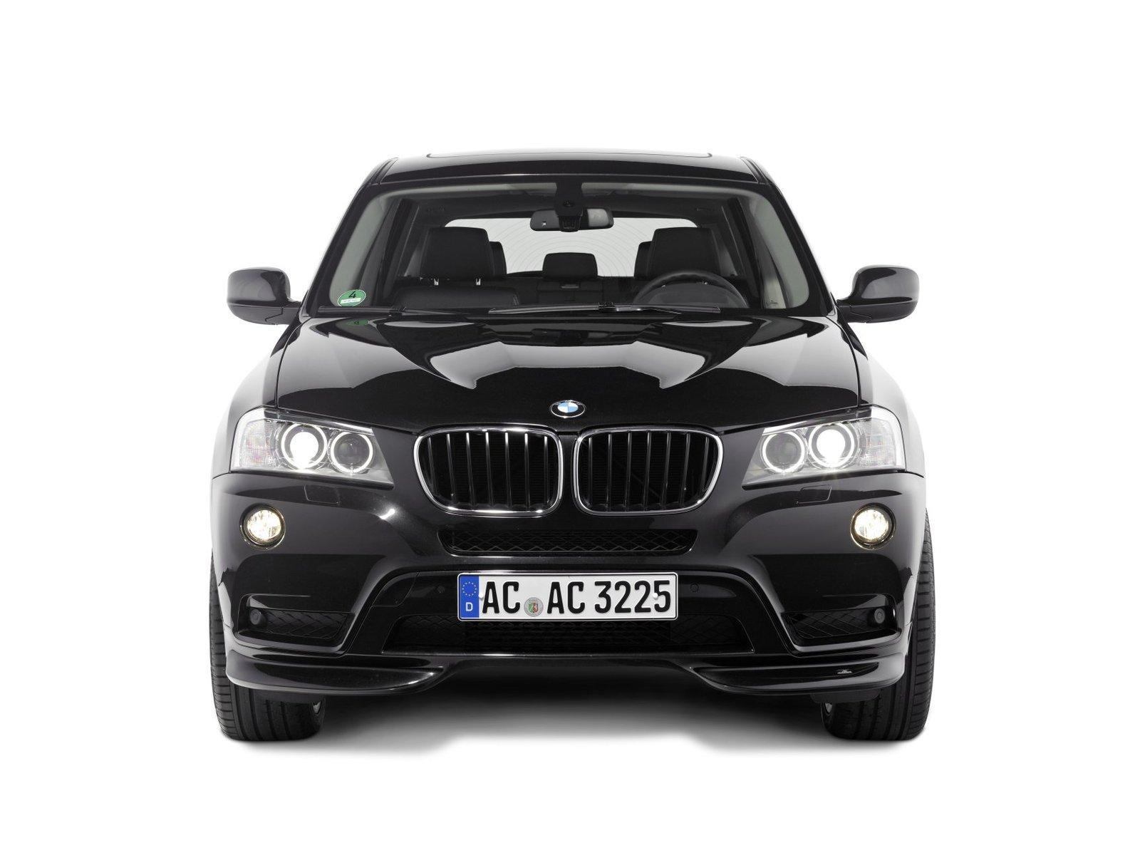 AC Schnitzer BMW X3 F25 - фотография №1