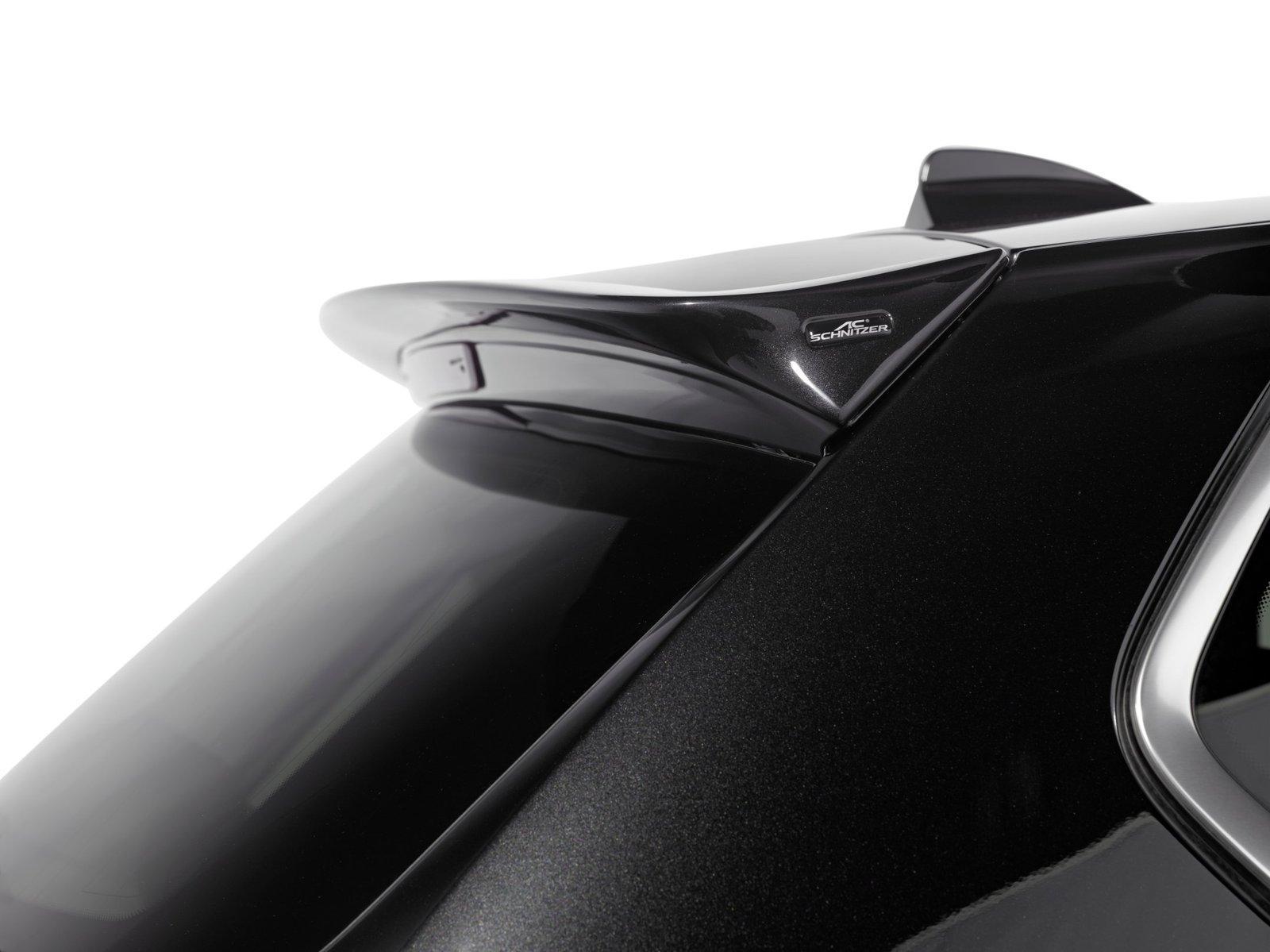 AC Schnitzer BMW X3 F25 - фотография №17