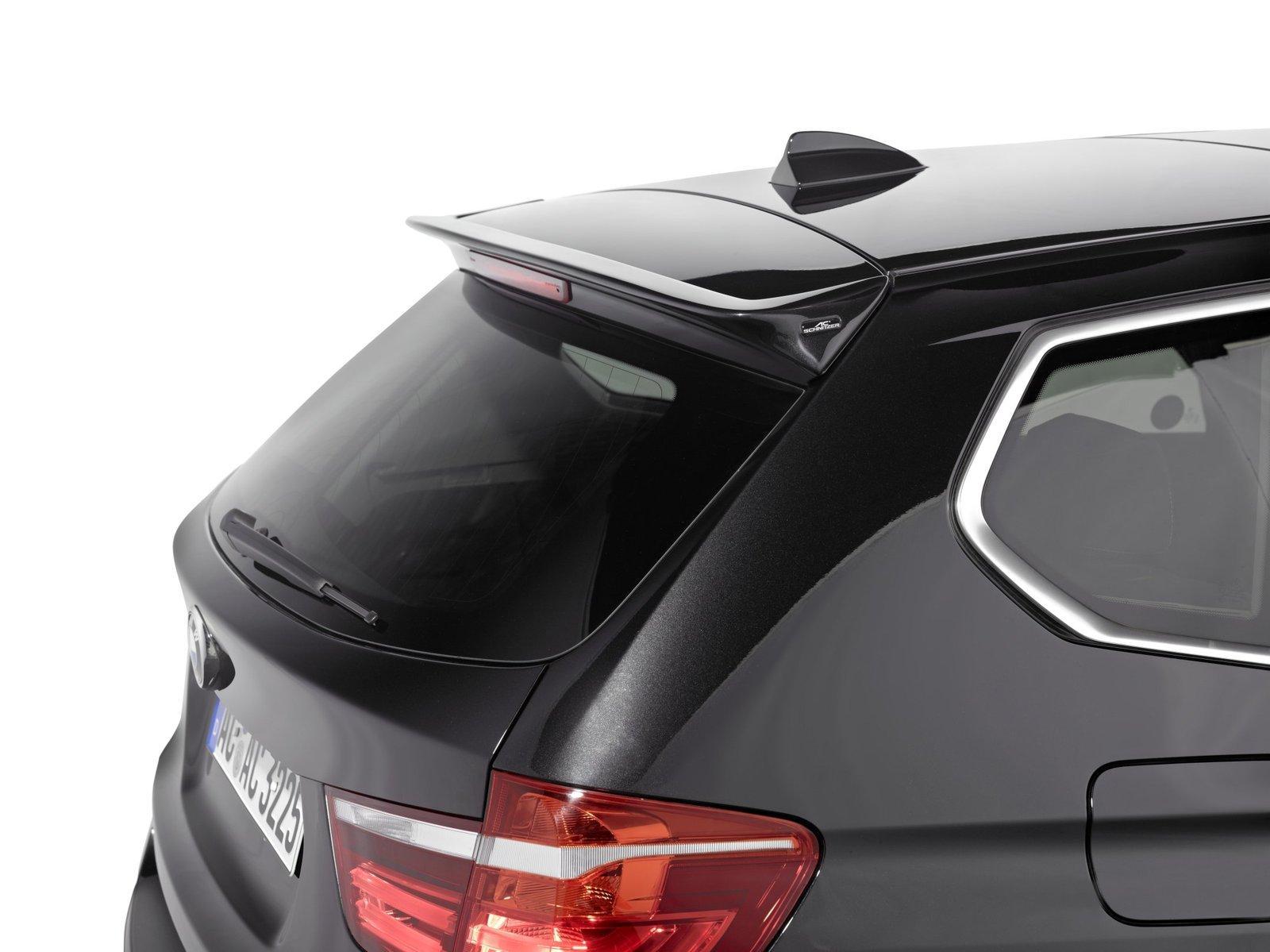 AC Schnitzer BMW X3 F25 - фотография №18